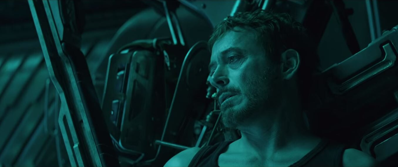 Endgame Trailer Photo: Did Robert Downey Jr. Just Confirm Tony Stark's Fate In