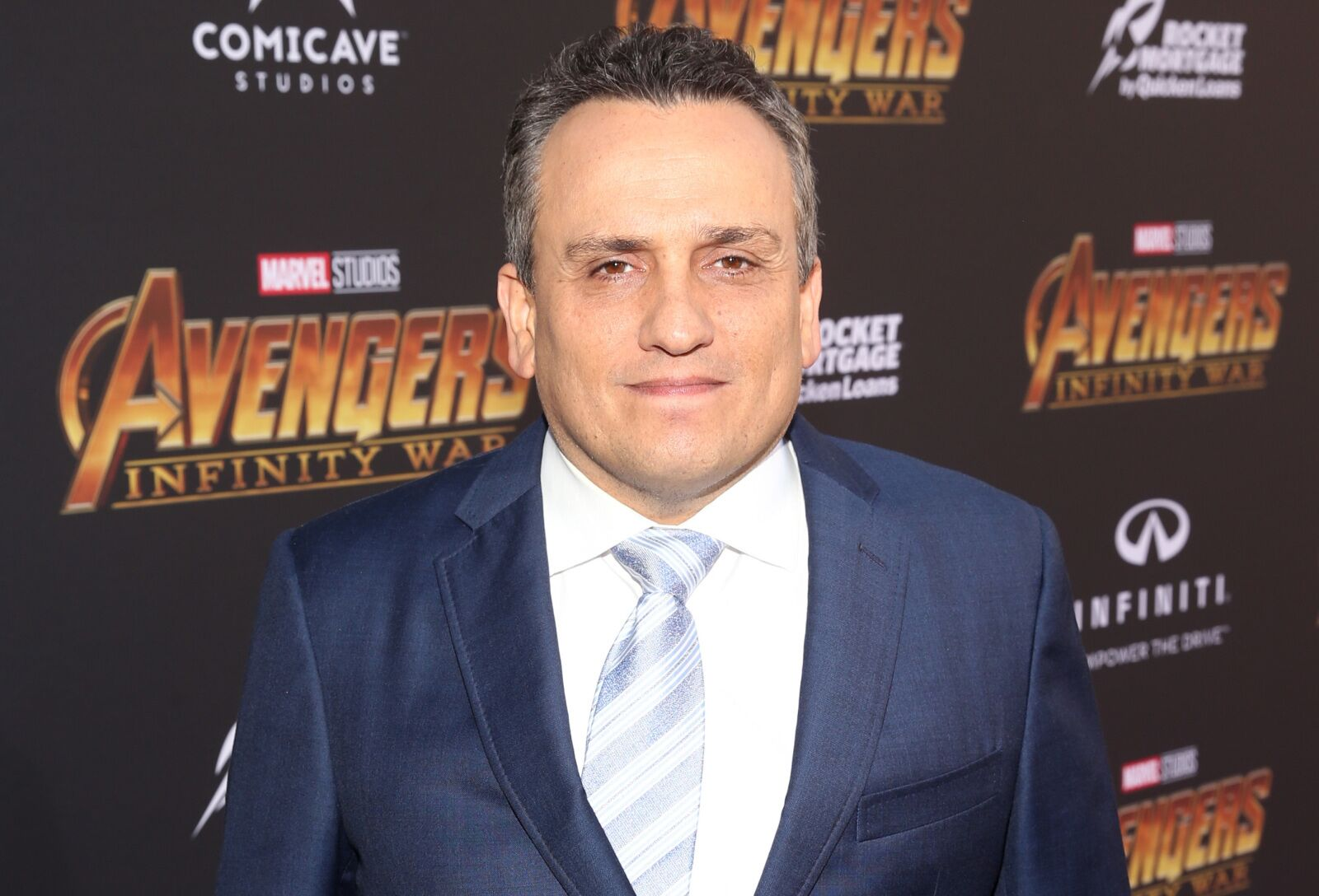 Joe Russo hopes the Fox-Disney merger doesn't stop the Doctor Doom movie