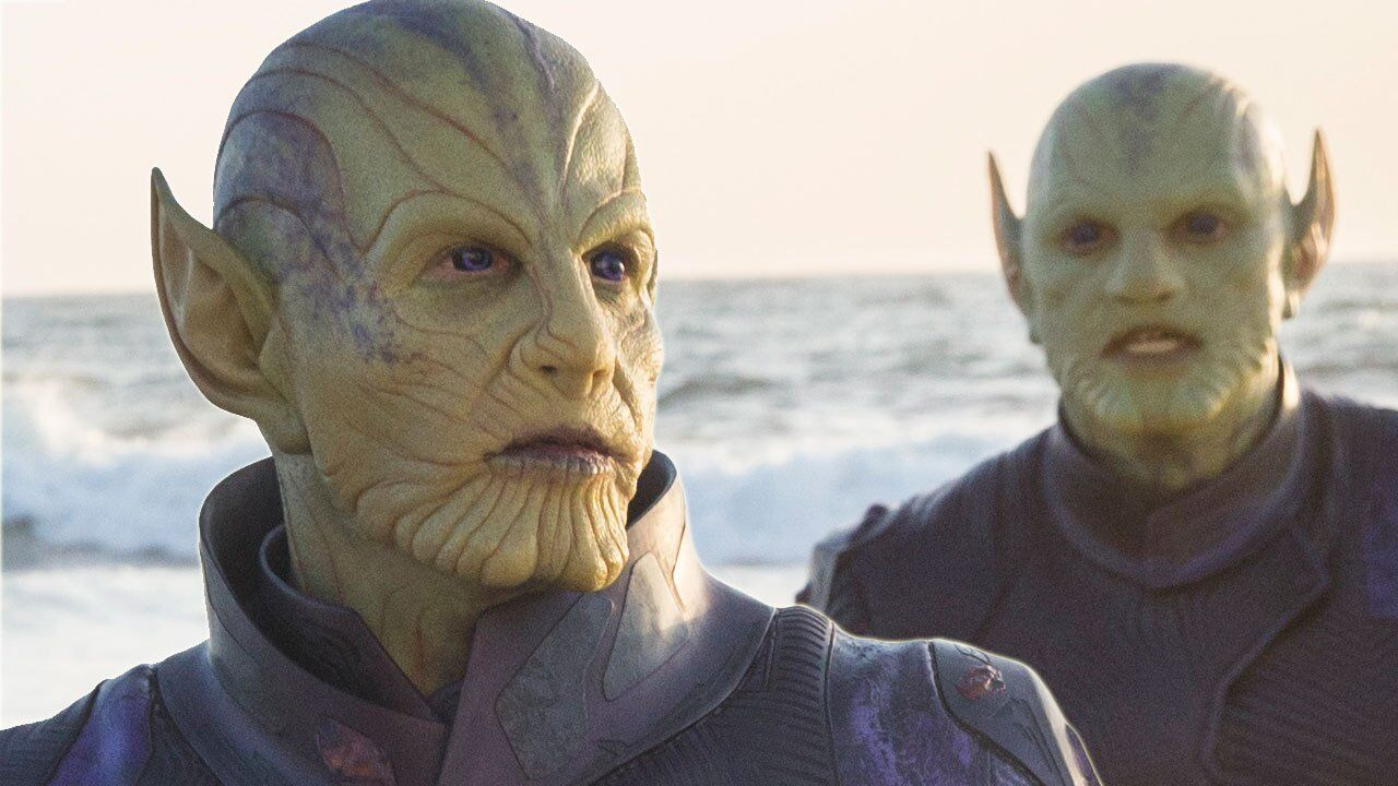 Captain Marvel: What to know about Talos before watching