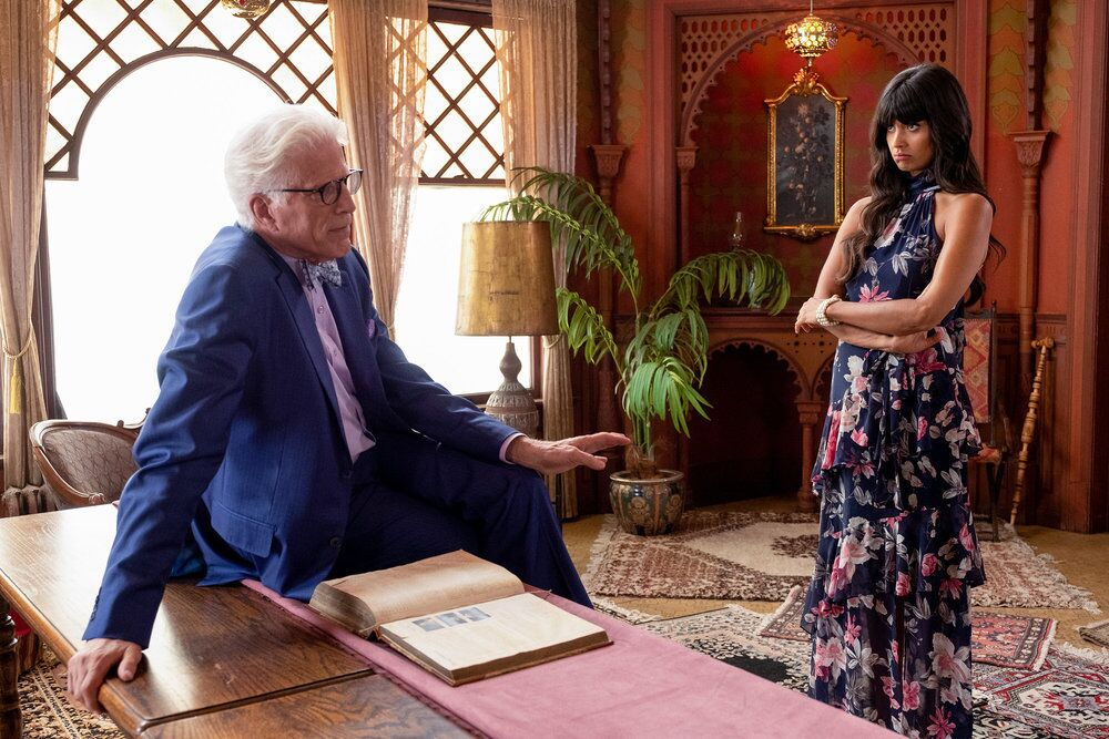 The Good Place Season 3 Episode 11 Live Stream Watch Online