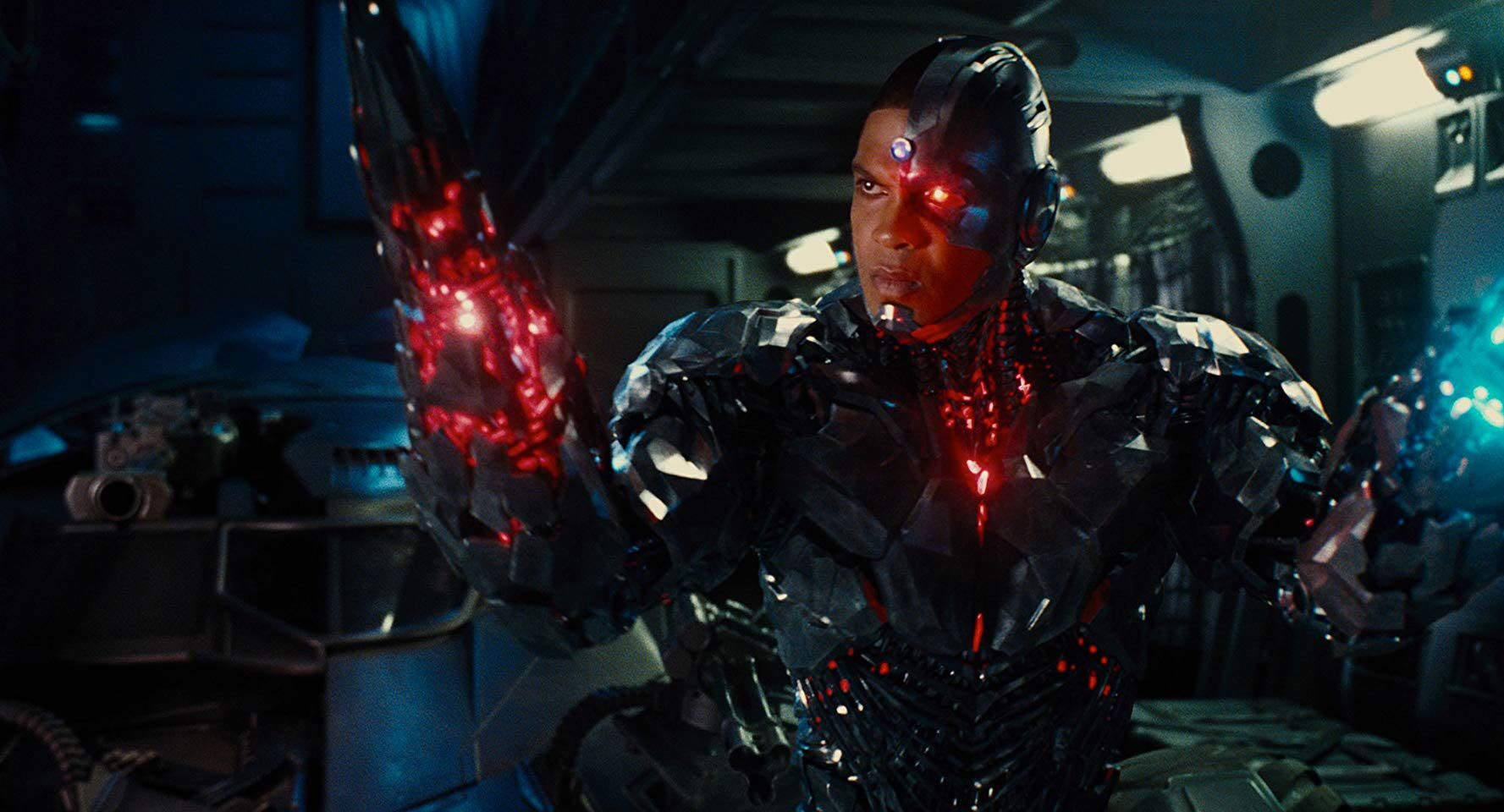 Justice League's Ray Fisher says playing Cyborg gave him a mantra to live his life by