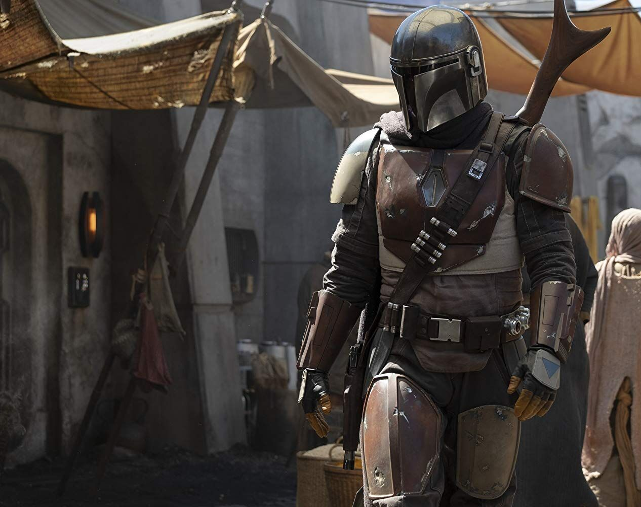 The first reviews of The Mandalorian are overwhelmingly positive