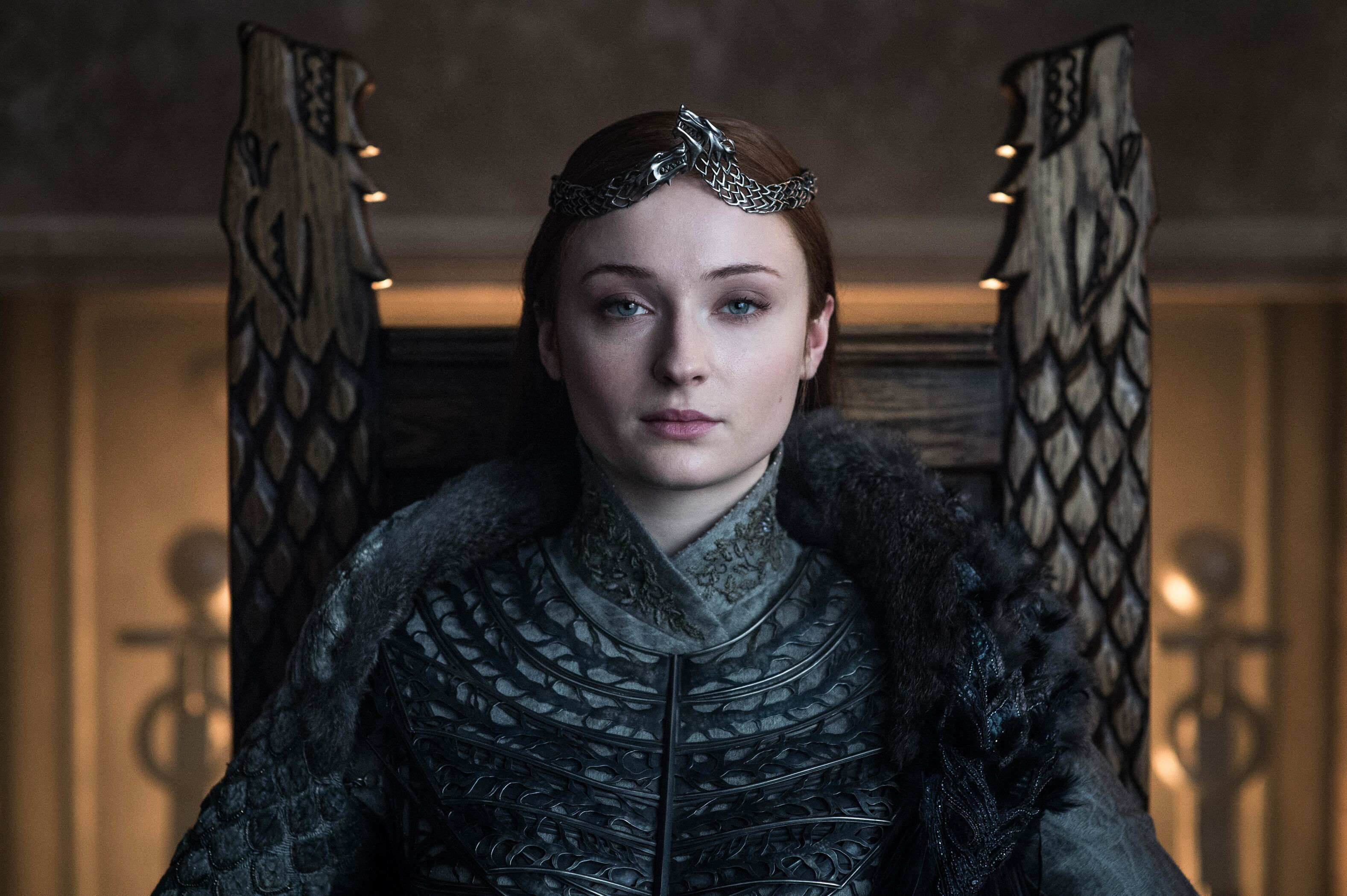 Game of Thrones: How the series led up to Sansa's ending