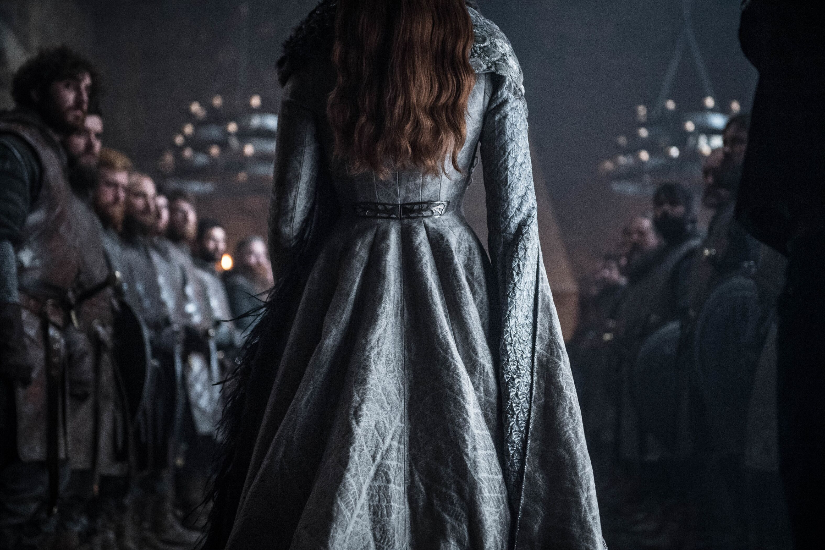 Game of Thrones fashion: Sansa Stark's final color story