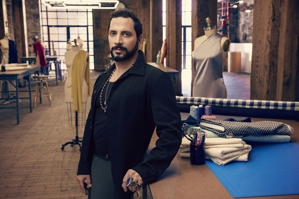 Project Runway designer Garo Sparo has extravagance in his blood