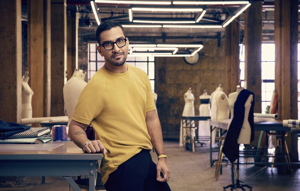 Project Runway season 17 winner Sebastian Grey says emotions fueled winning designs