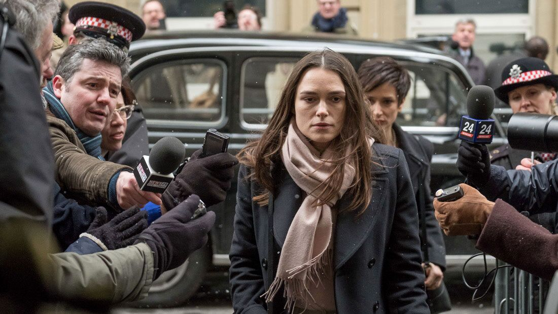 Official Secrets review: A competently told whistleblower drama
