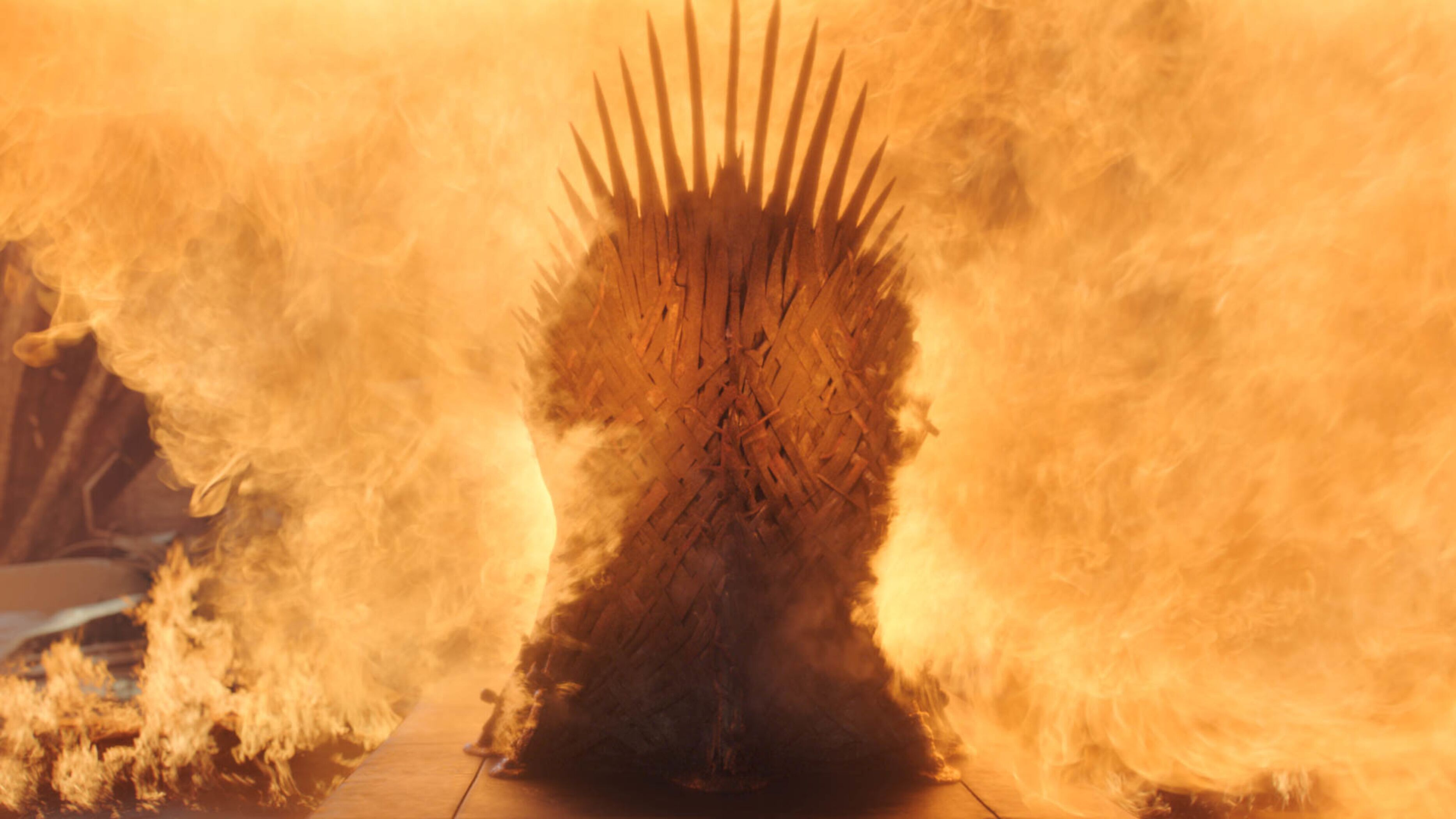 Burning Serie Game Of Thrones