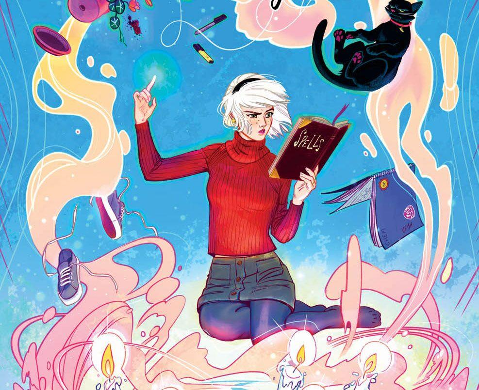 Kelly Thompson talks writing female-led comics, from Sabrina to Captain Marvel
