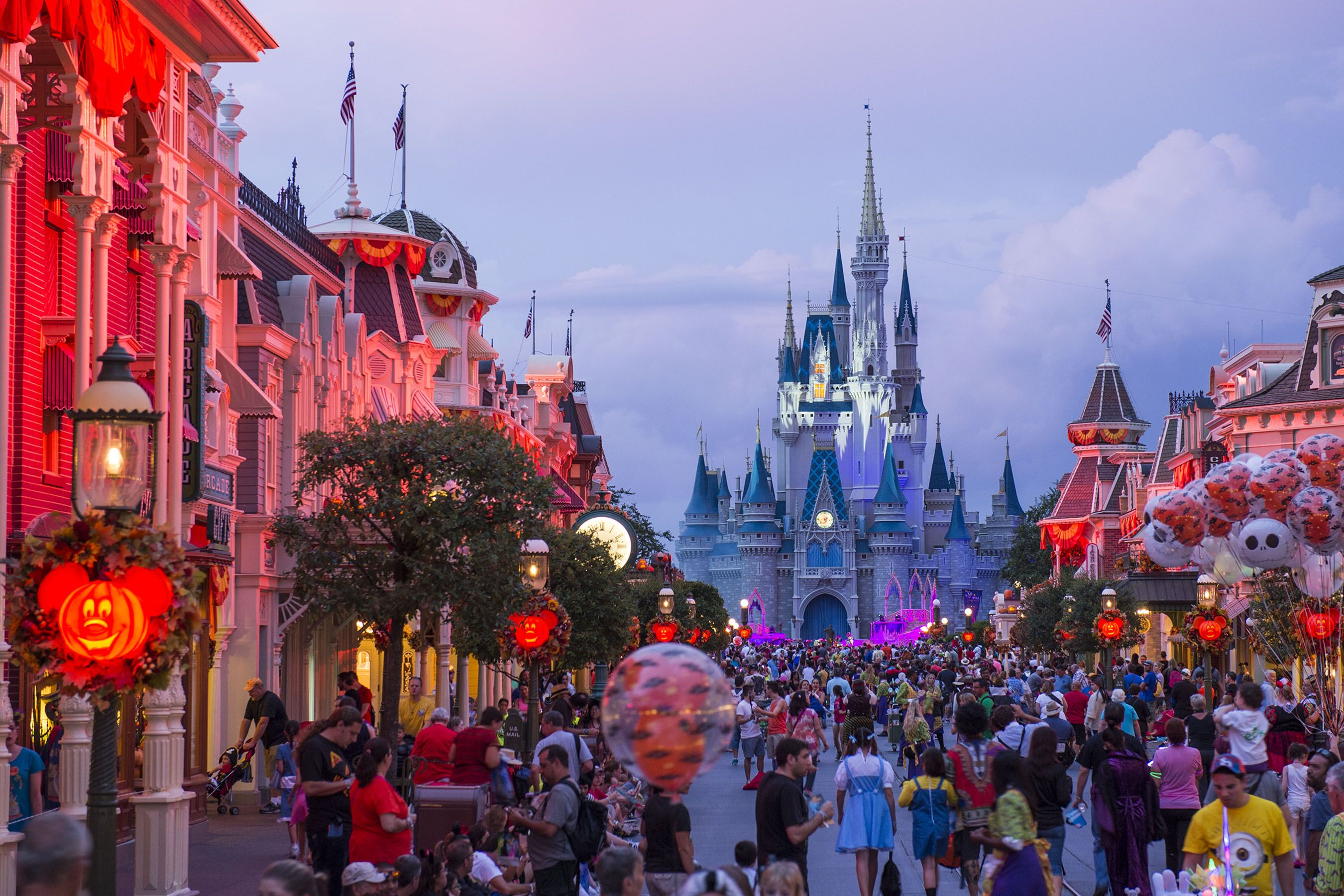 What's new in 2019 for Mickey's Not So Scary Halloween Party