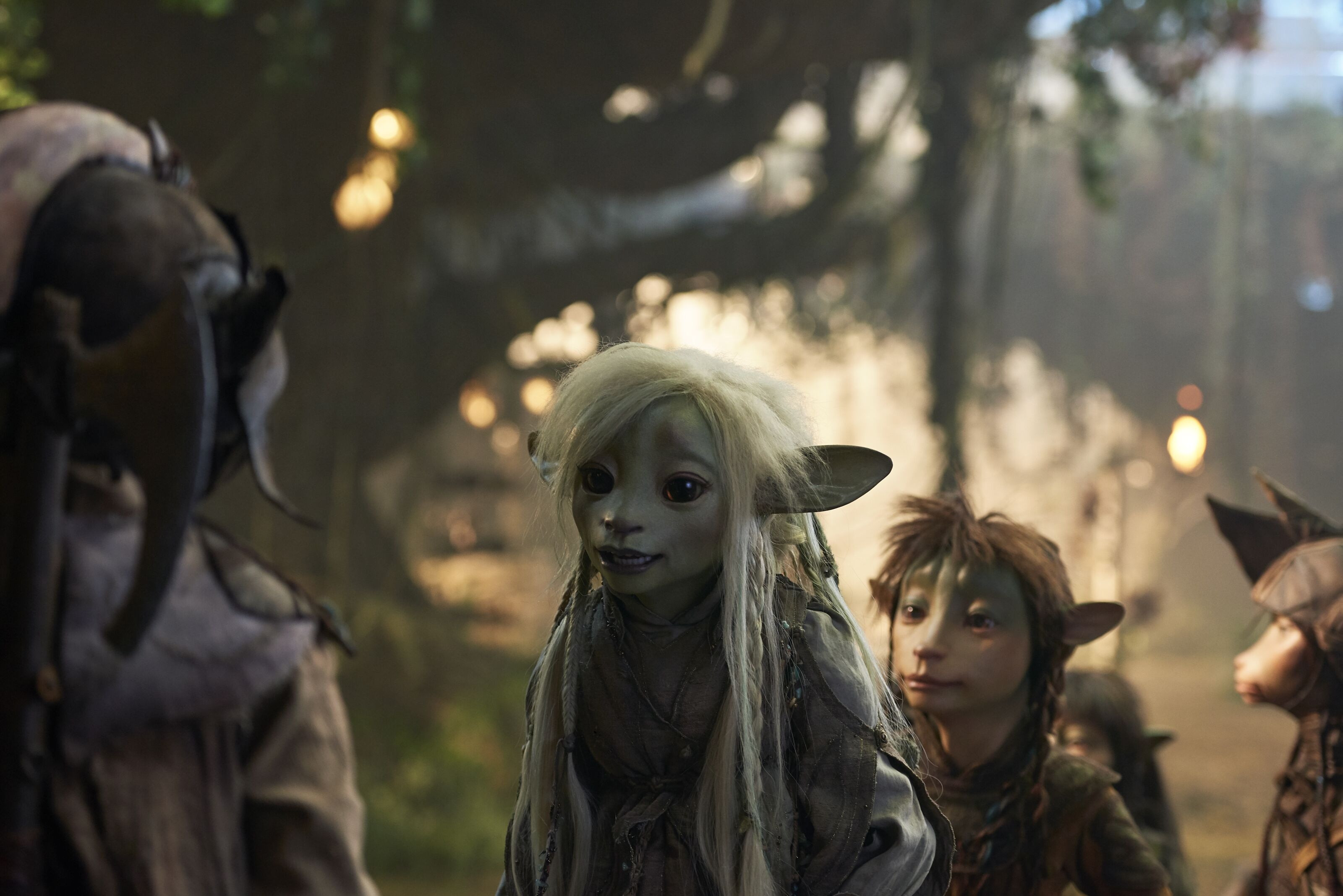 "Dark Crystal: Age of Resistance: ""Nothing Is Simple Anymore"" raises the stakes for the main cast"
