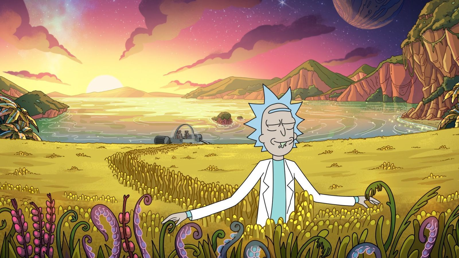 4 moments from the Ricky and Morty season 4 trailer that have us more excited than ever