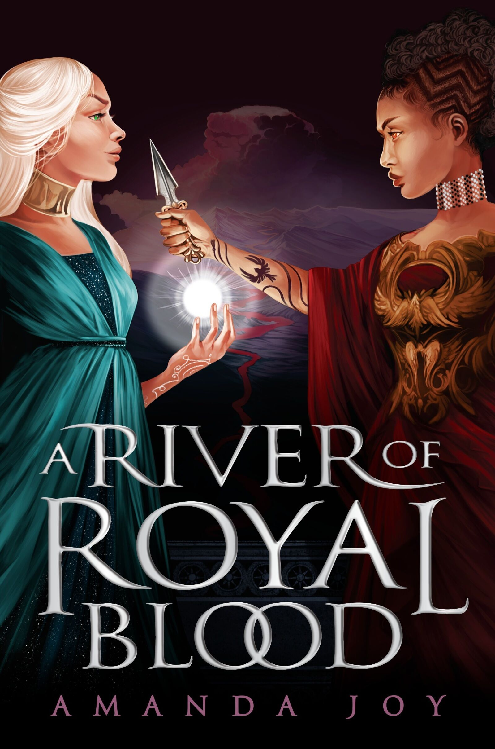 A River of Royal Blood gifts readers with an intricately crafted world full of political intrigue
