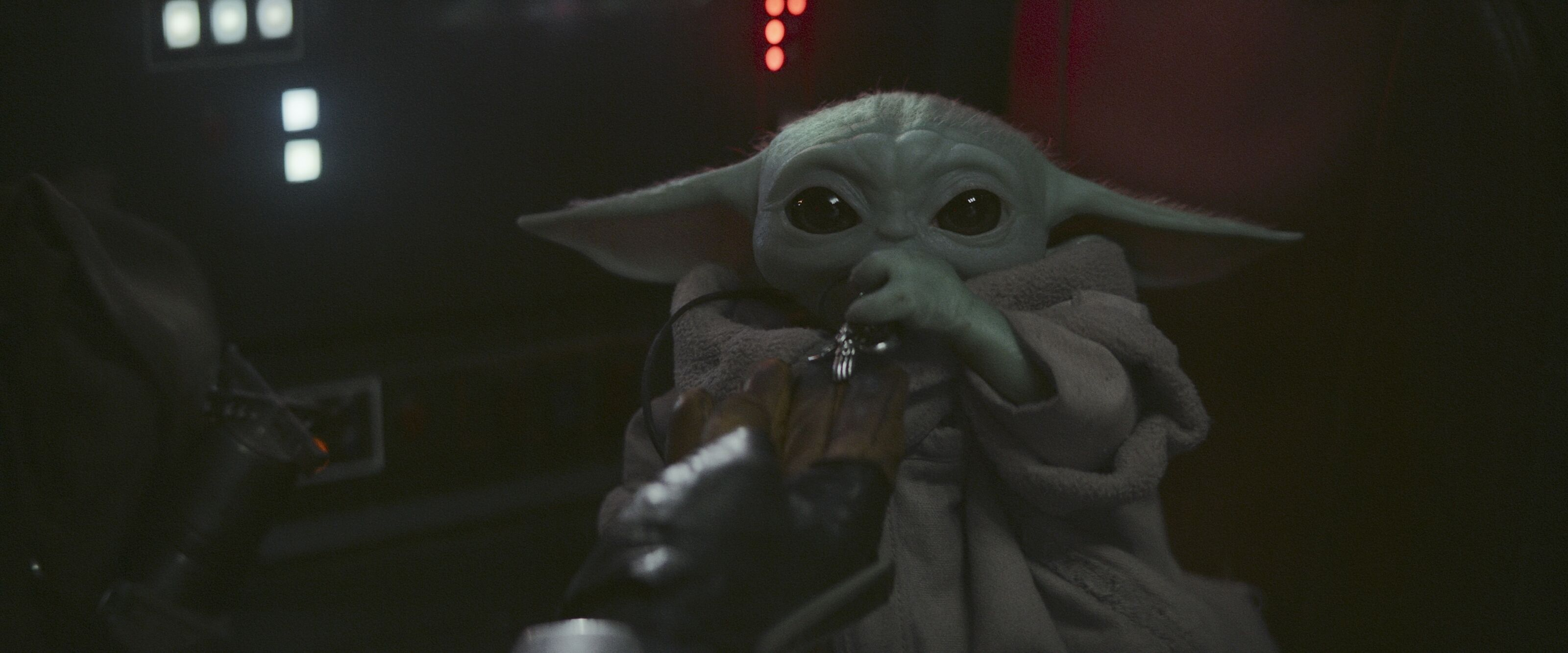 Sorry, Baby Jabba: Baby Yoda is the only baby the Star Wars universe needs