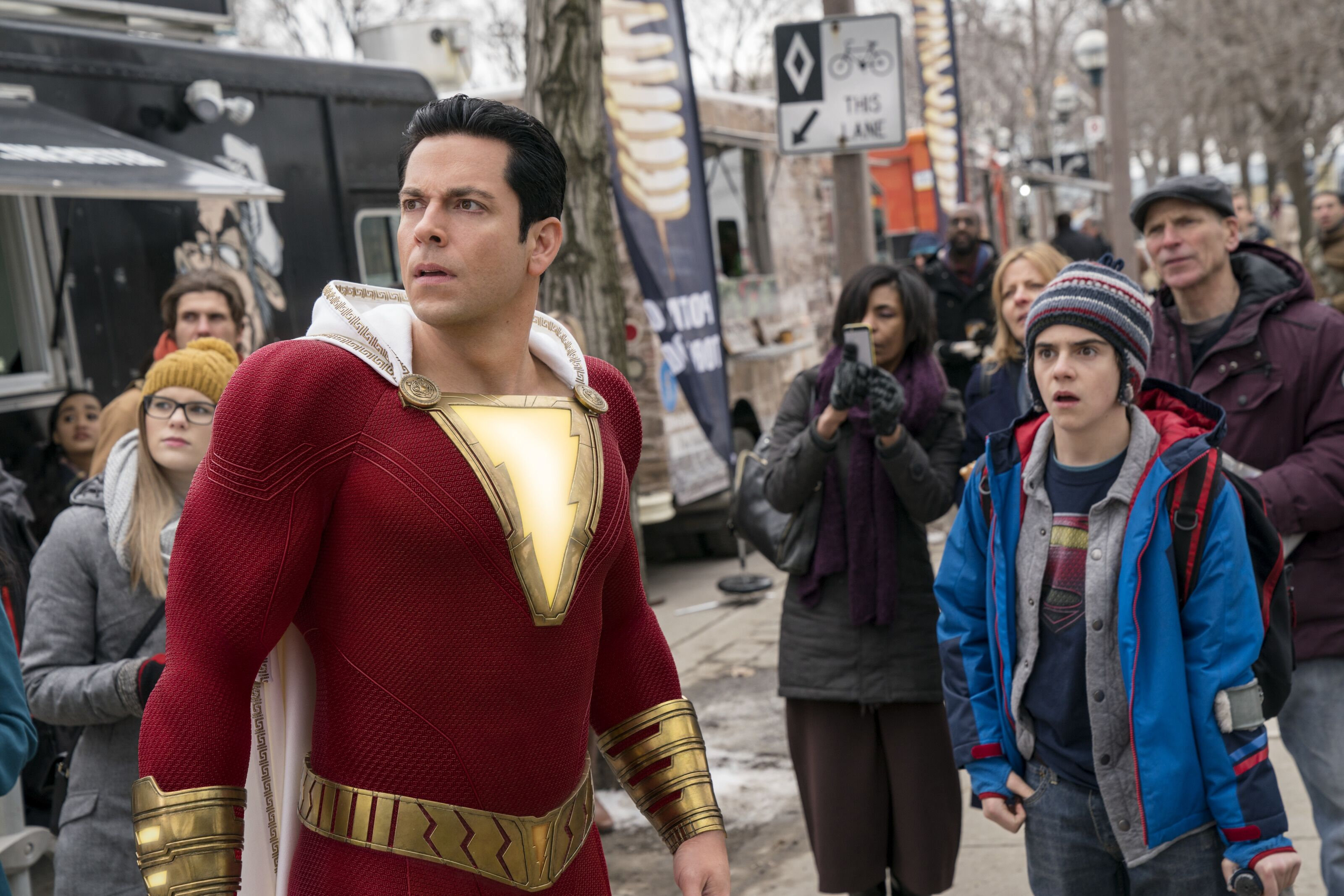 Fan Expo Dallas: Zachary Levi discusses playing a superhero in Shazam!