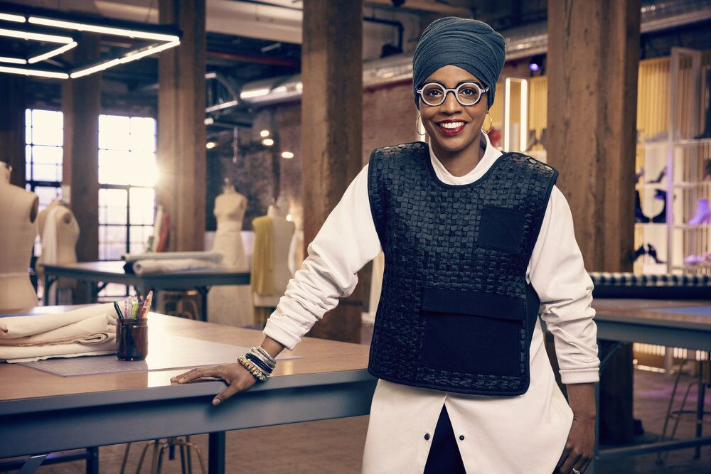 Renee Hill, Project Runway designer, expresses style and confidence in her brand