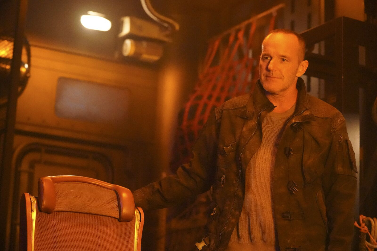 Marvel's Agents of SHIELD: Let's talk about Sarge's potential past