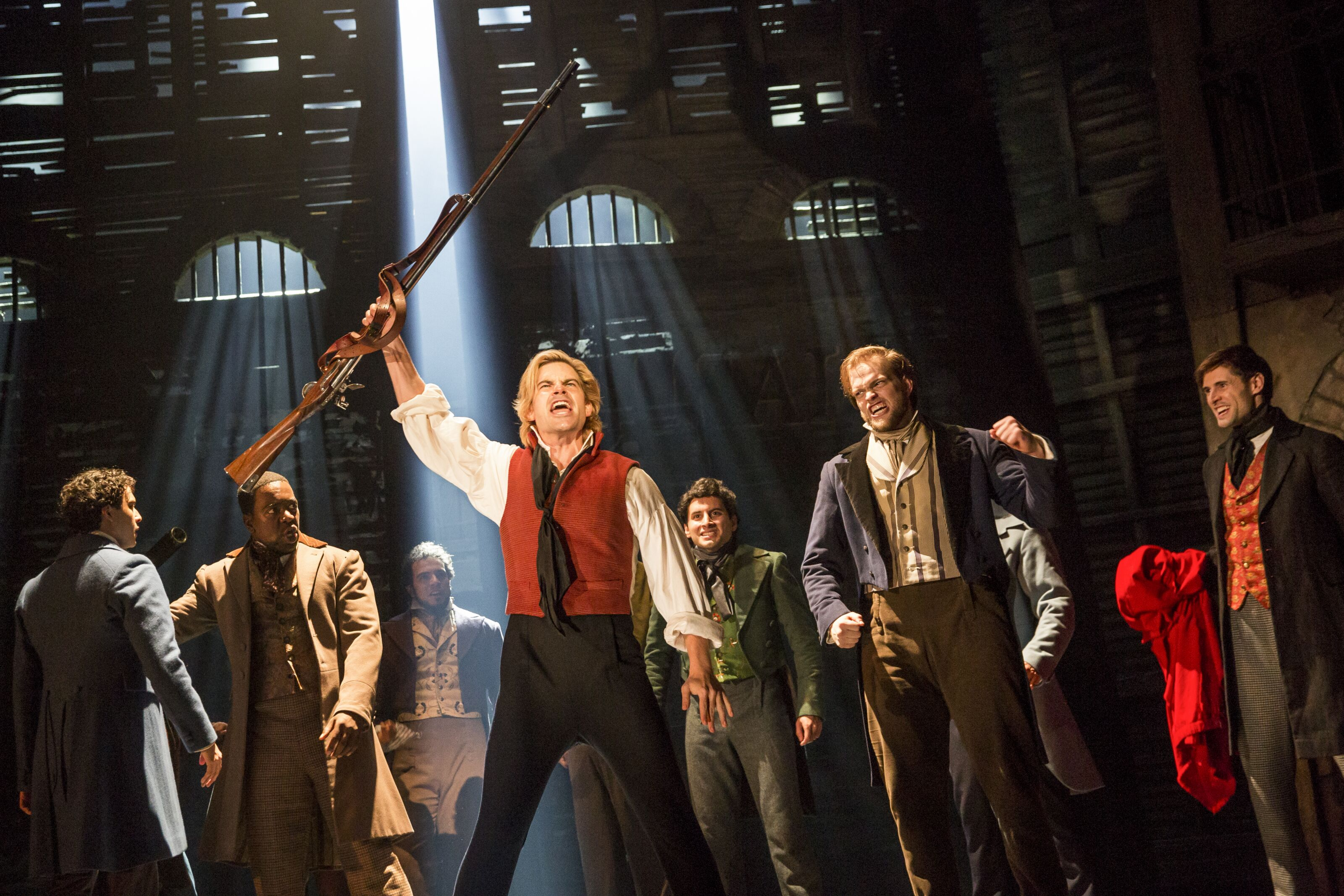 Les Misérables: An iconic musical that continues to have one day more