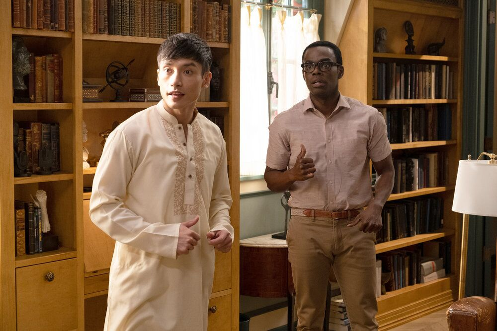 The Good Place: Can Chidi help save the universe?