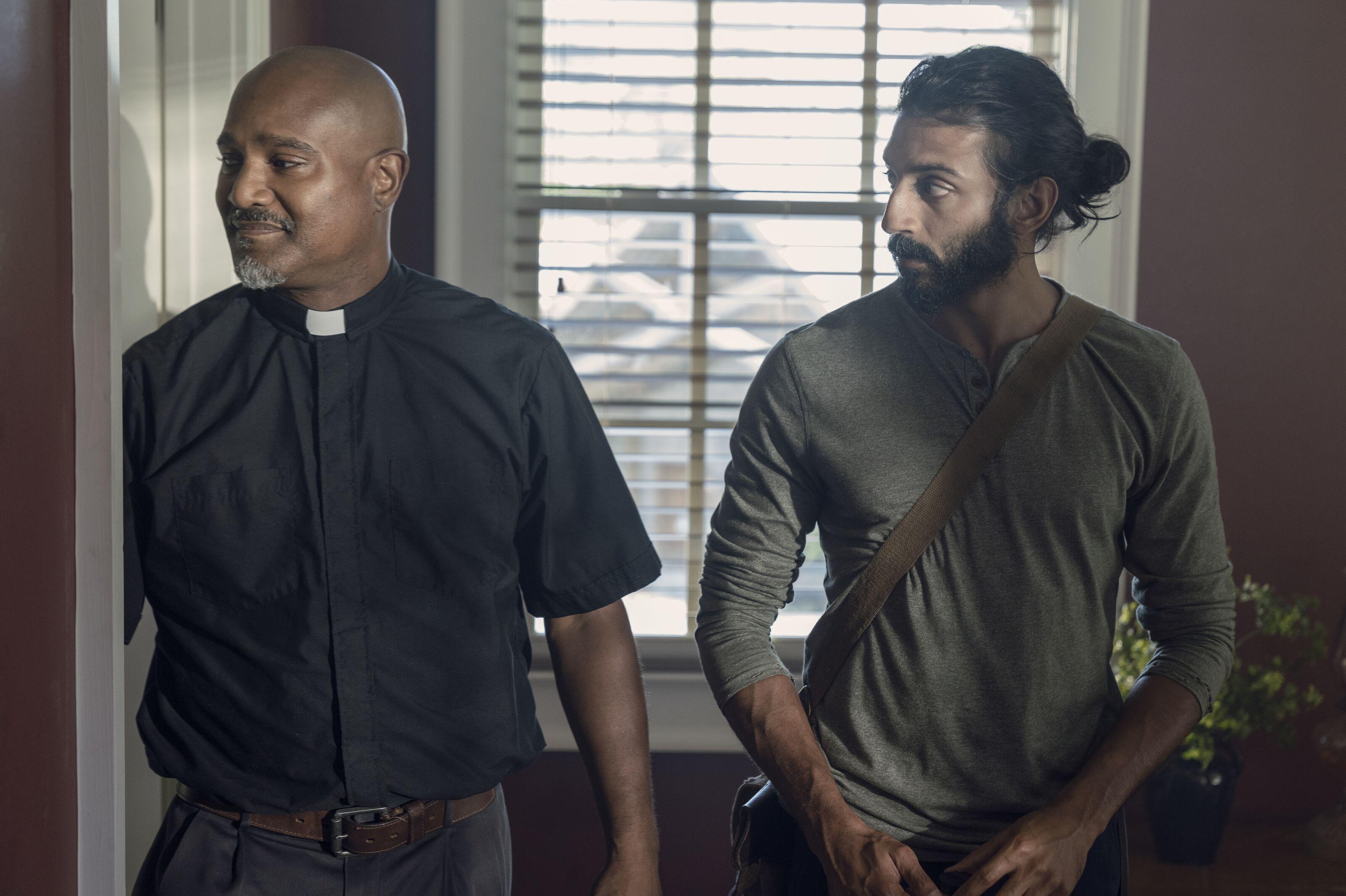 The Walking Dead season 10 episode 7 review: Alpha is always watching