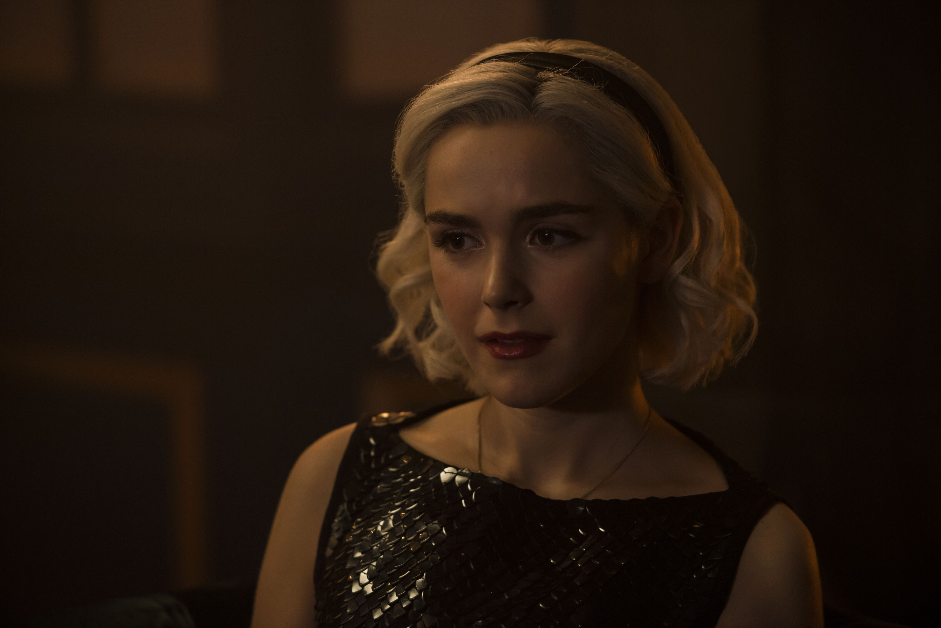 Chilling Adventures of Sabrina makeup collection lets us channel our inner witch