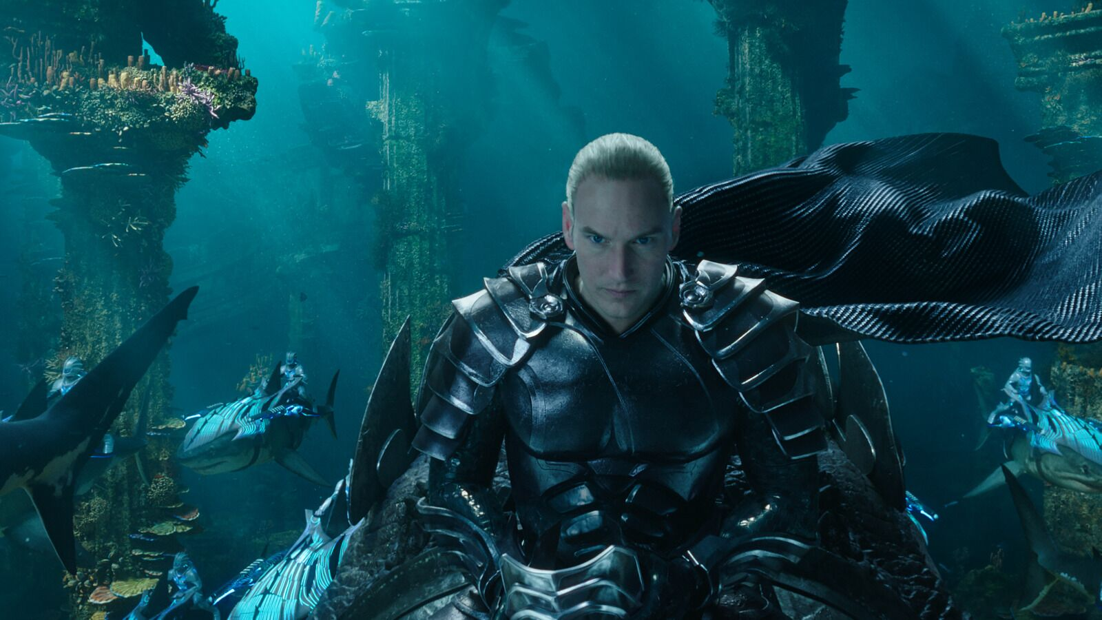 Patrick Wilson confirms that his Ocean Master will return in Aquaman 2