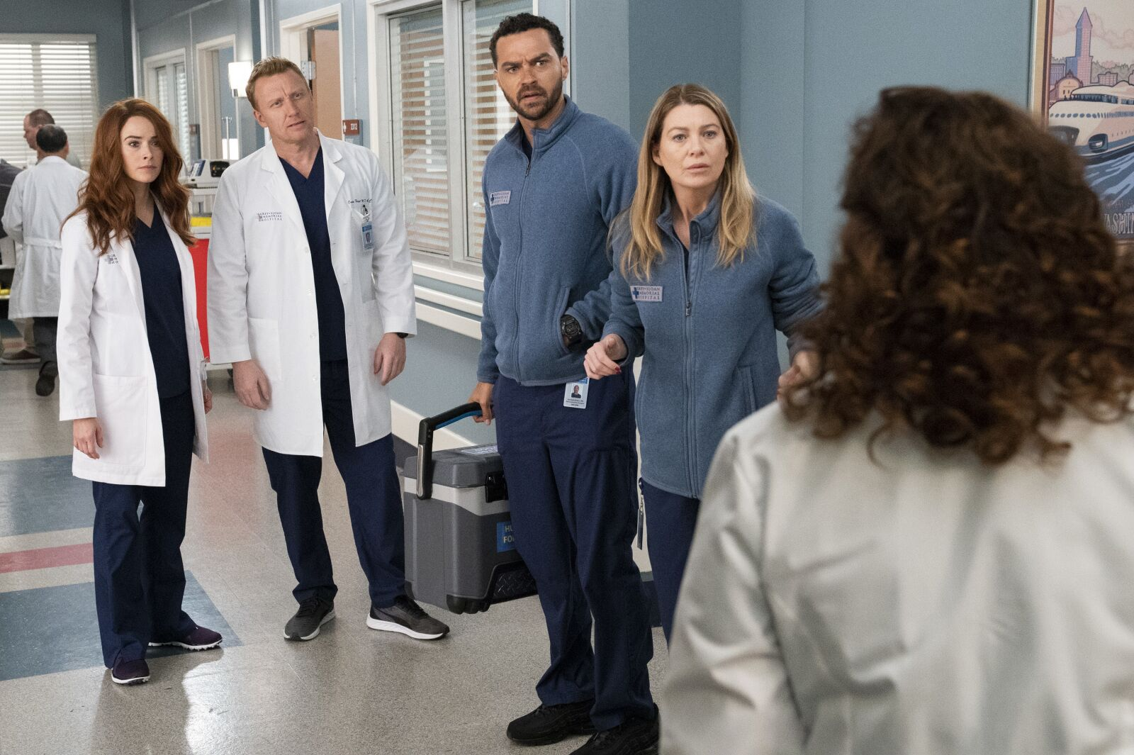 Grey's Anatomy season 16 episode 4 review: Everyone is pregnant and Tom is the worst