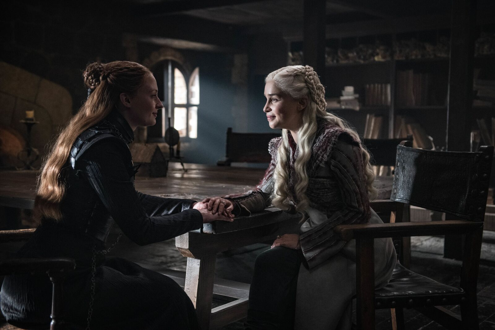 The ladies of Game of Thrones were robbed this awards season