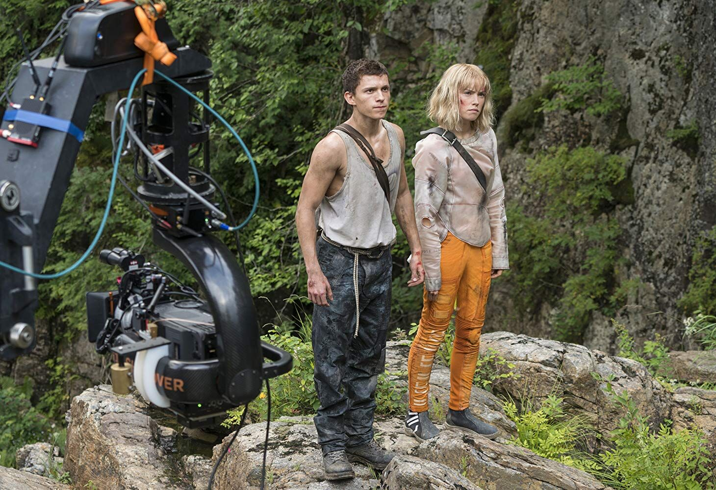 "Tom Holland and Daisy Ridley's Chaos Walking has been called ""unreleasable"""
