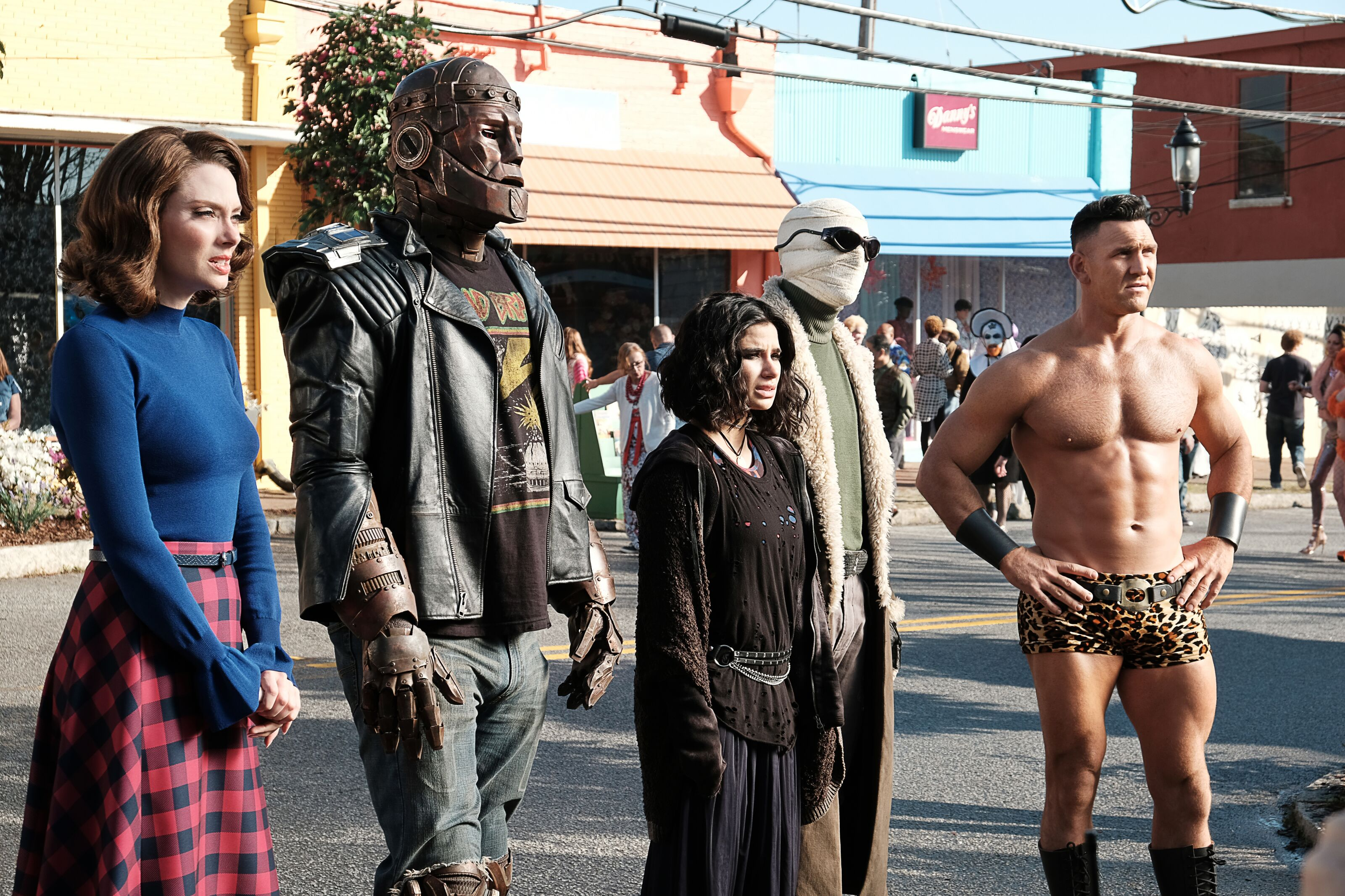 Doom Patrol season 1 episode 14 live stream: Watch online