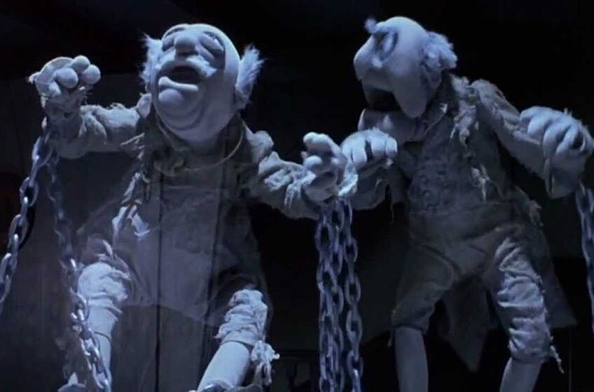 Muppet Christmas Carol Ghosts.The 20 Best Moments From The Muppet Christmas Carol Page 8