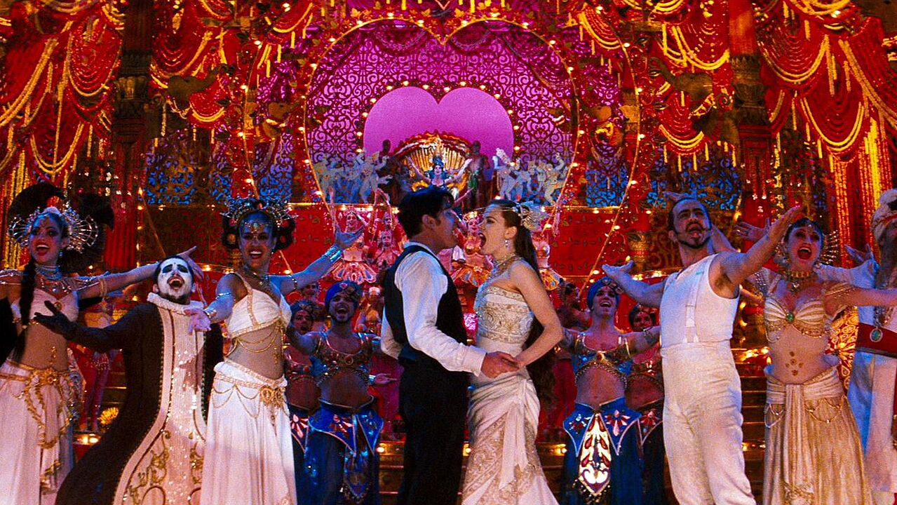 Image result for moulin rouge movie