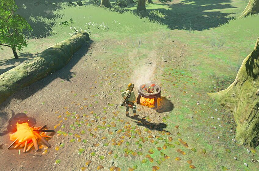 Breath of the wild 5 recipes from the land of hyrule breath of the wild forumfinder Gallery