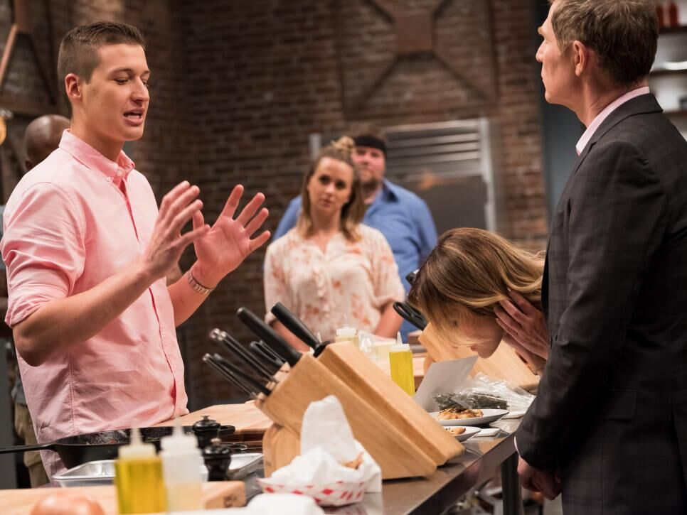 The Kitchen Food Network food network star: beat bobby flay or leave the kitchen