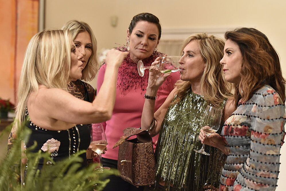 Perfect Food And Drink For Your Next Real Housewives Binge