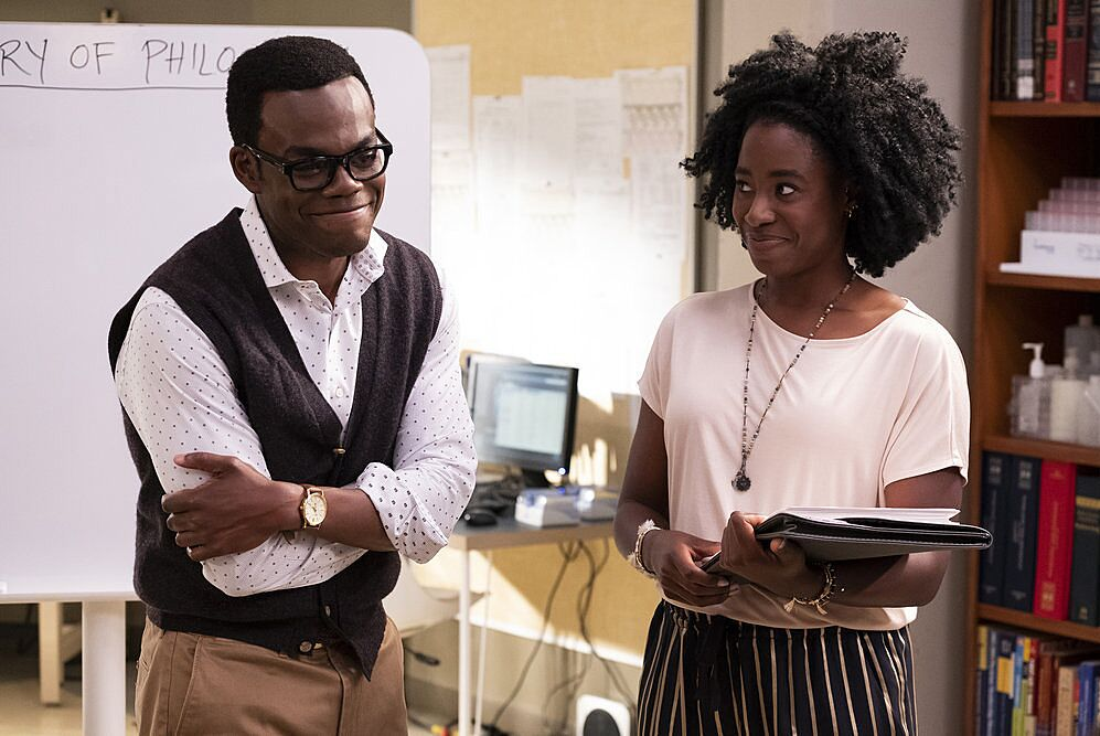 The Good Place season 3 finale review: Interference and a