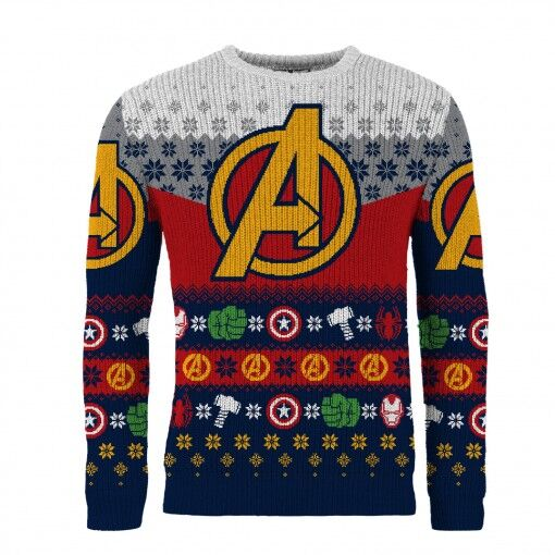 Christmas Jumper Party: 11 Marvel Sweaters To Wear To Your Next Ugly Sweater Party
