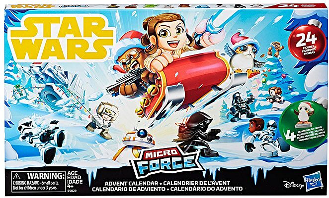 15 advent calendars that guarantee a nerdy countdown to Christmas