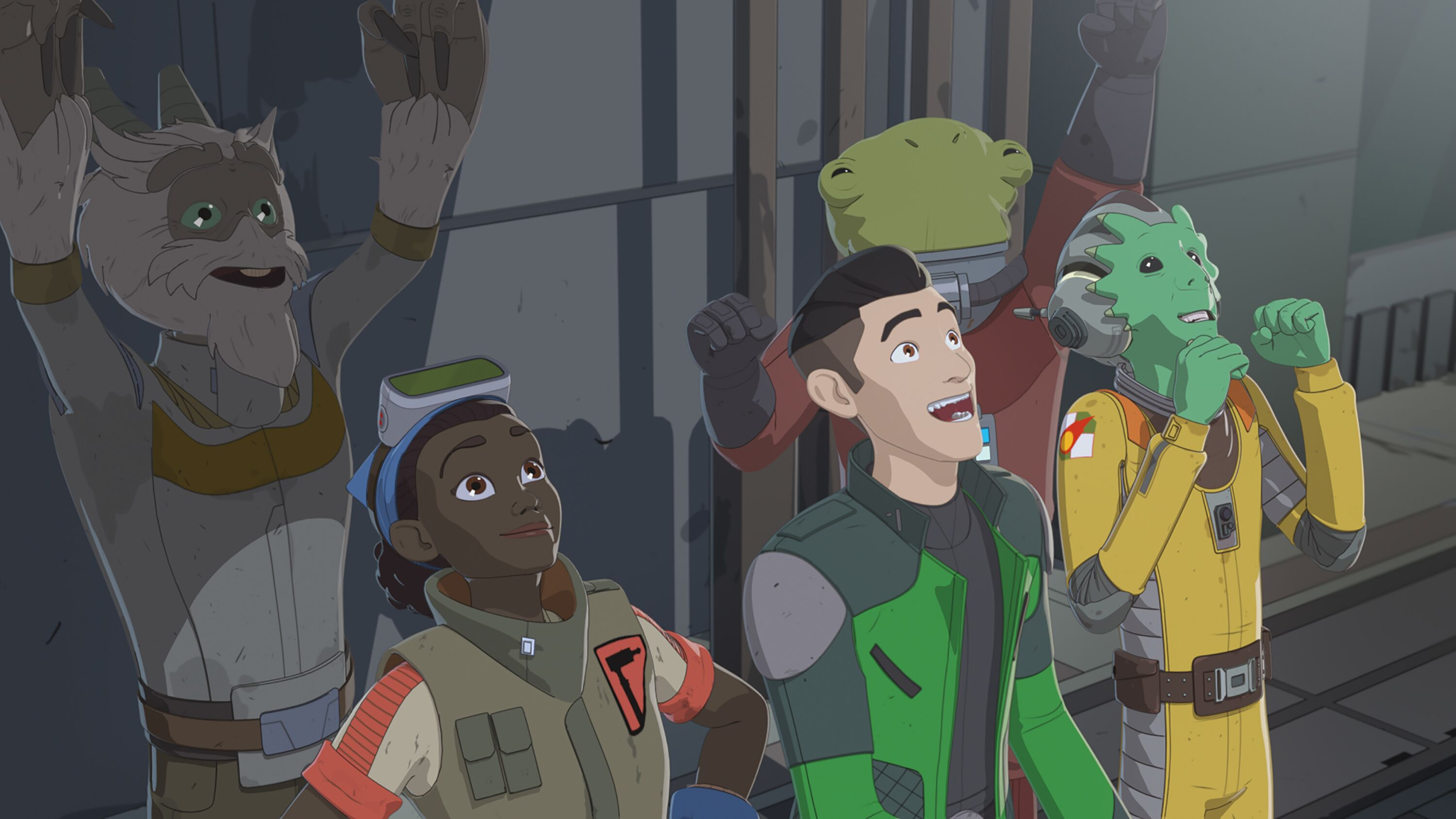 What we learned about Star Wars Resistance season 2 at Star Wars Celebration