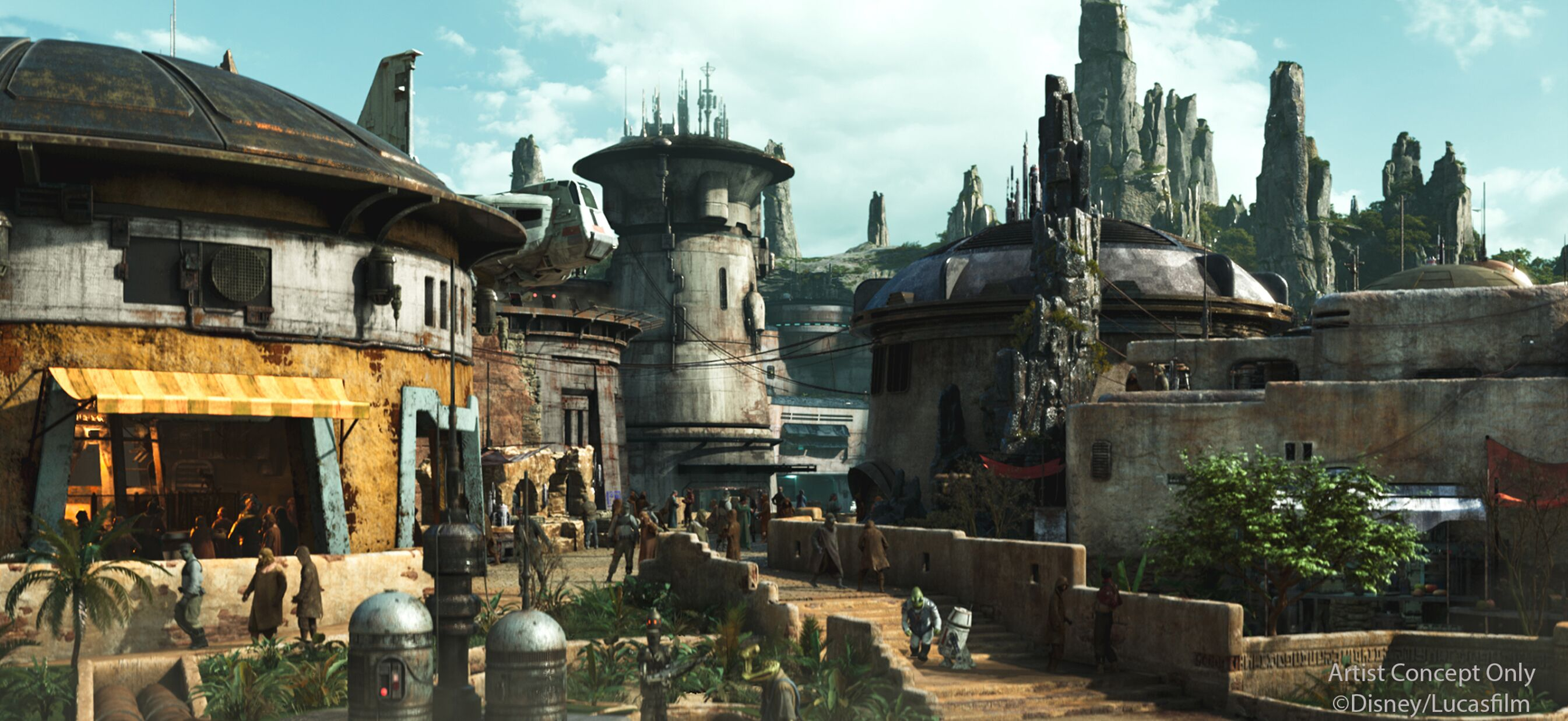 12 of the most exciting details about Star Wars: Galaxy's Edge