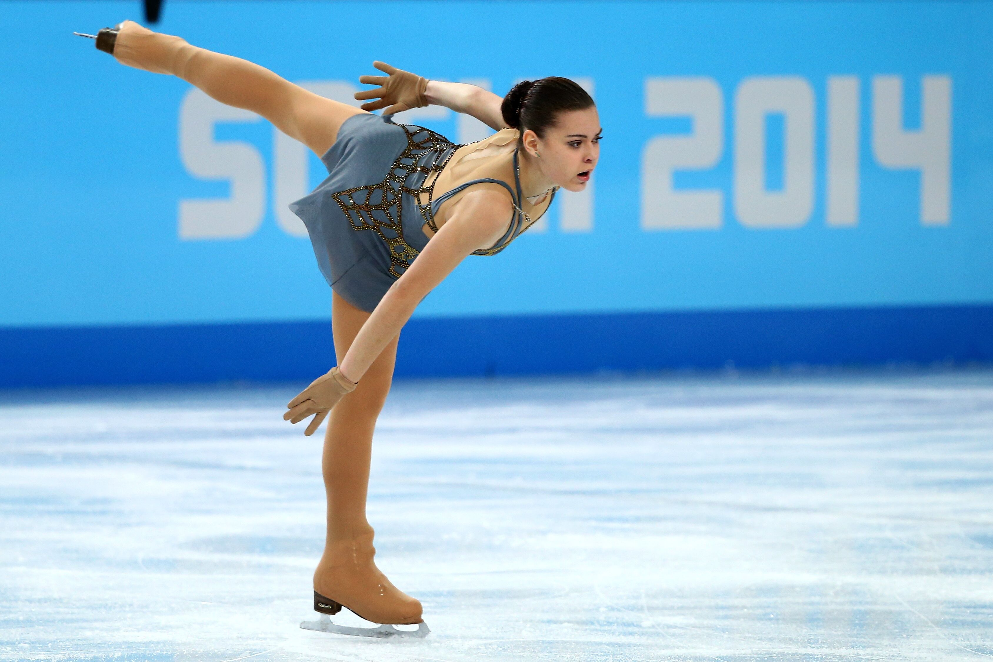 Sotnikova Possible Case Of Cheating In Russian Doping Scandal