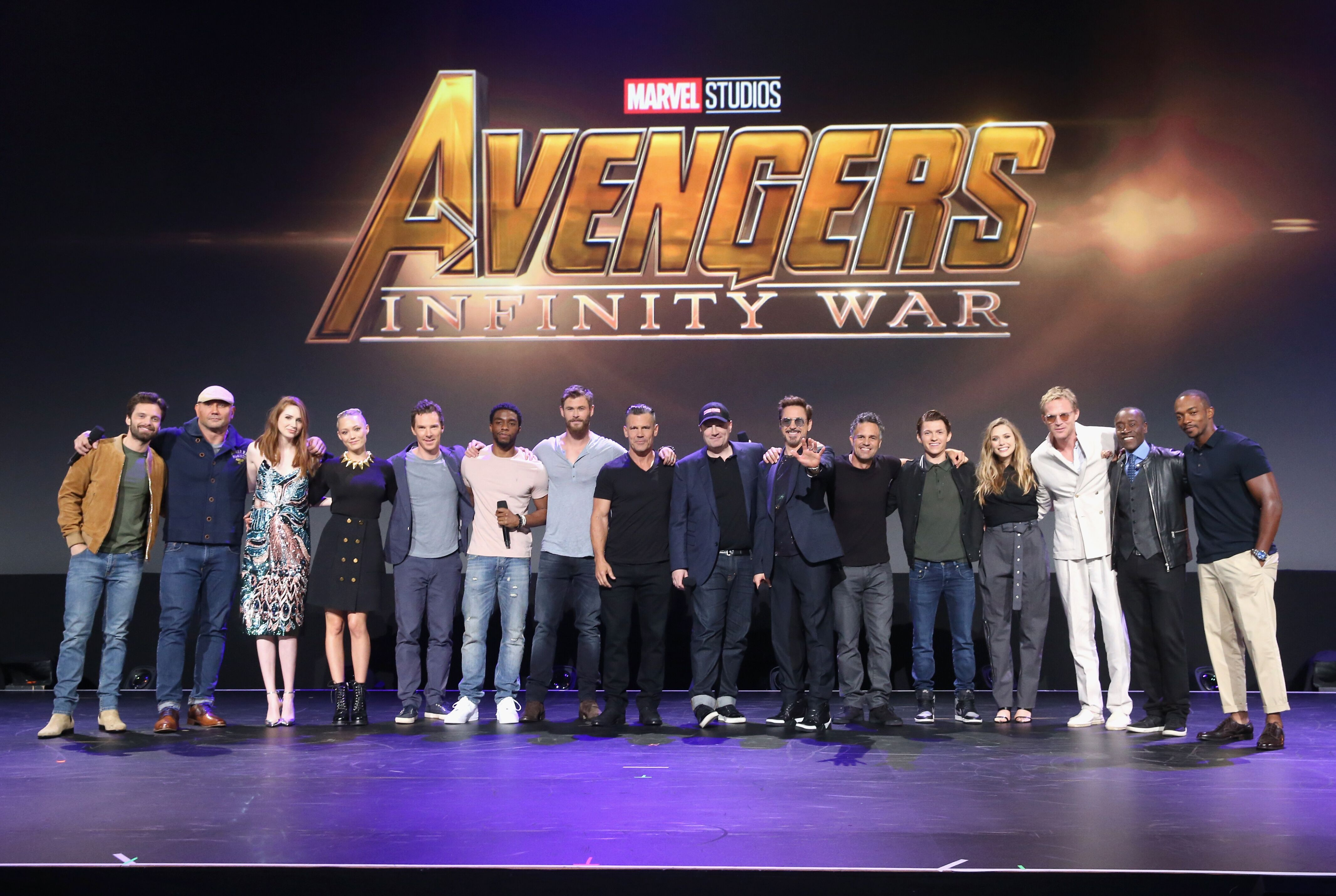 Marvel's behind-the-scenes featurette has us emotional over how far the MCU has come