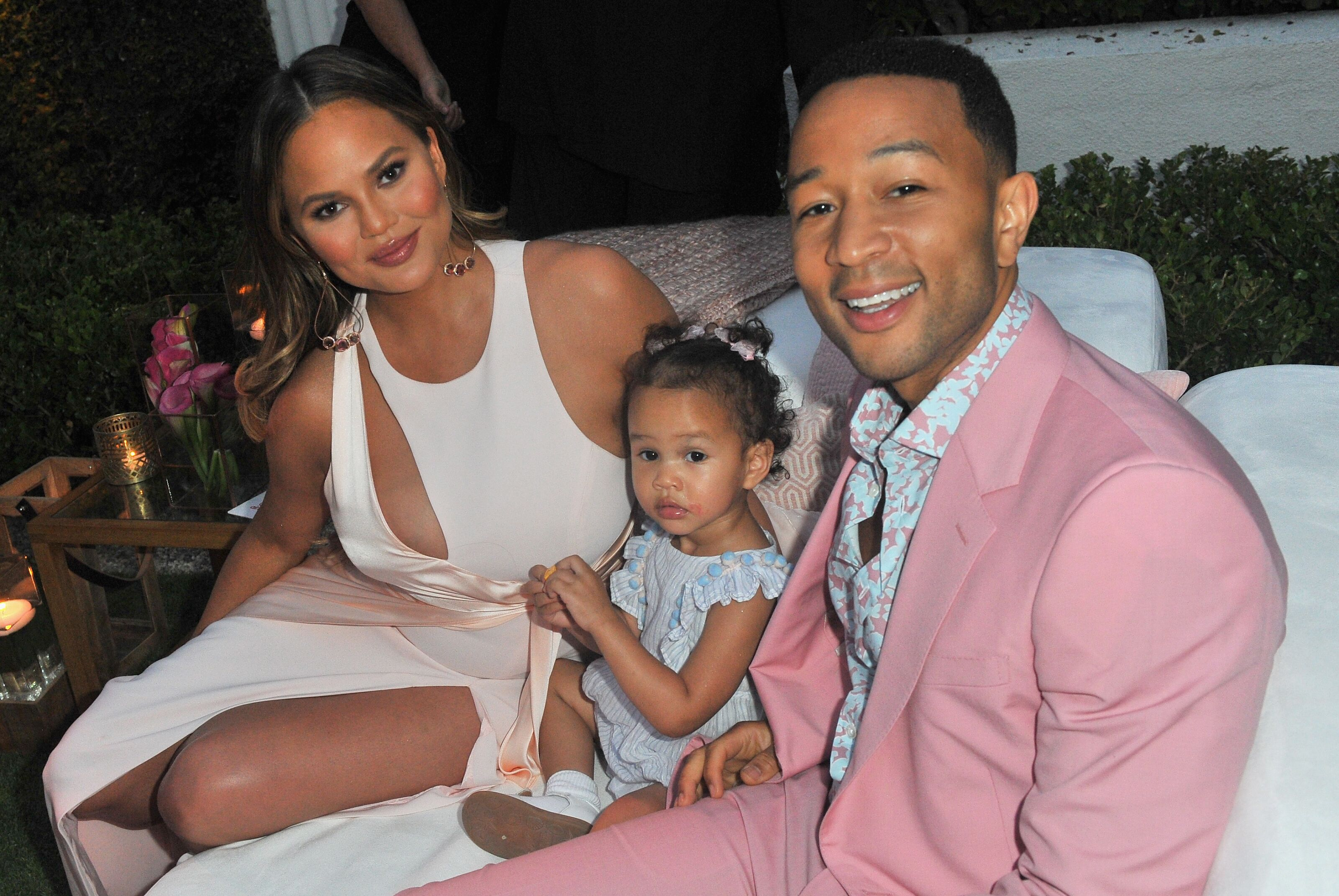 Wonder Woman of the Week: Chrissy Teigen, a celebrity mom who keeps it hilariously real