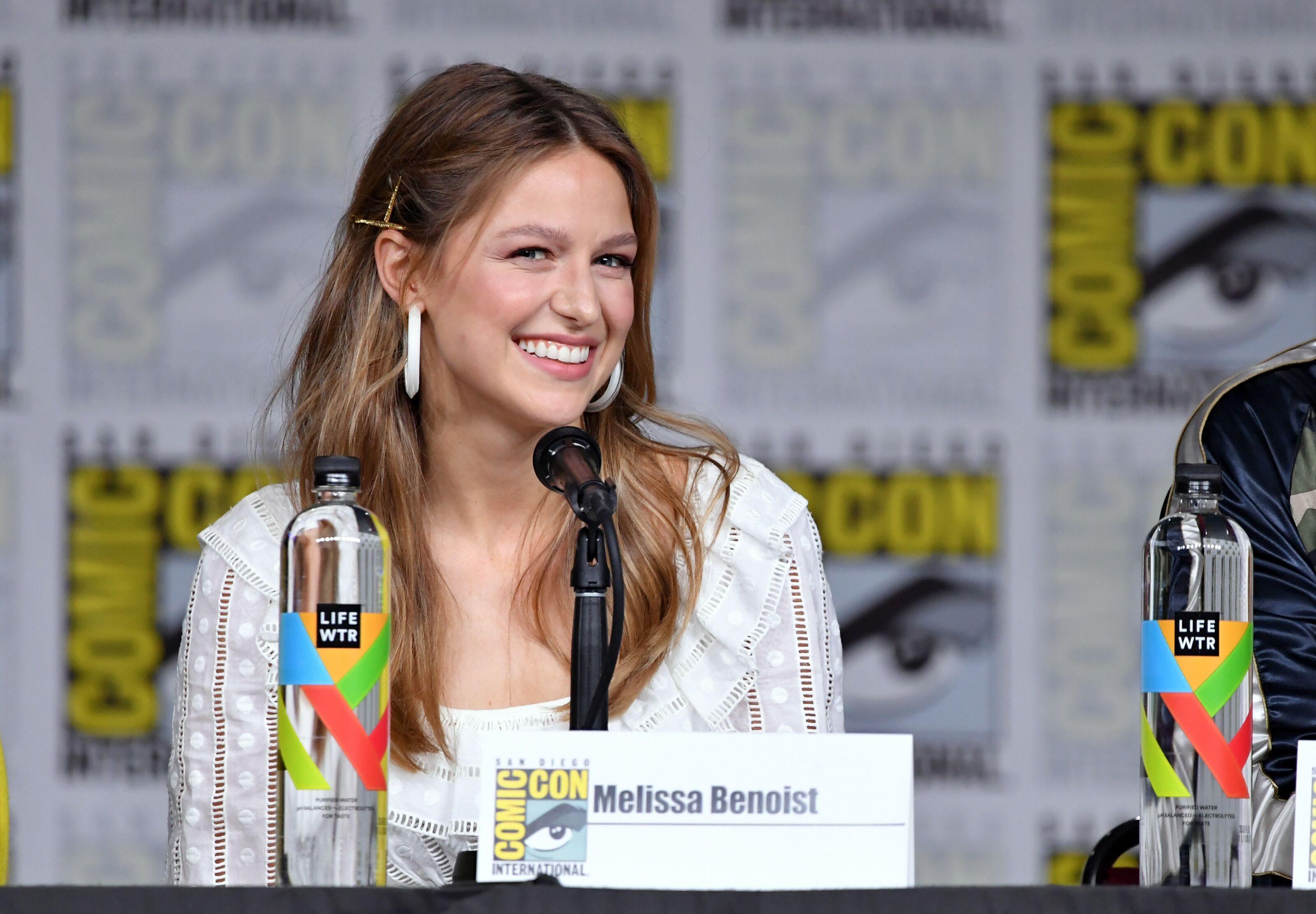 Supergirl: Melissa Benoist discusses the hero's past and future evolution
