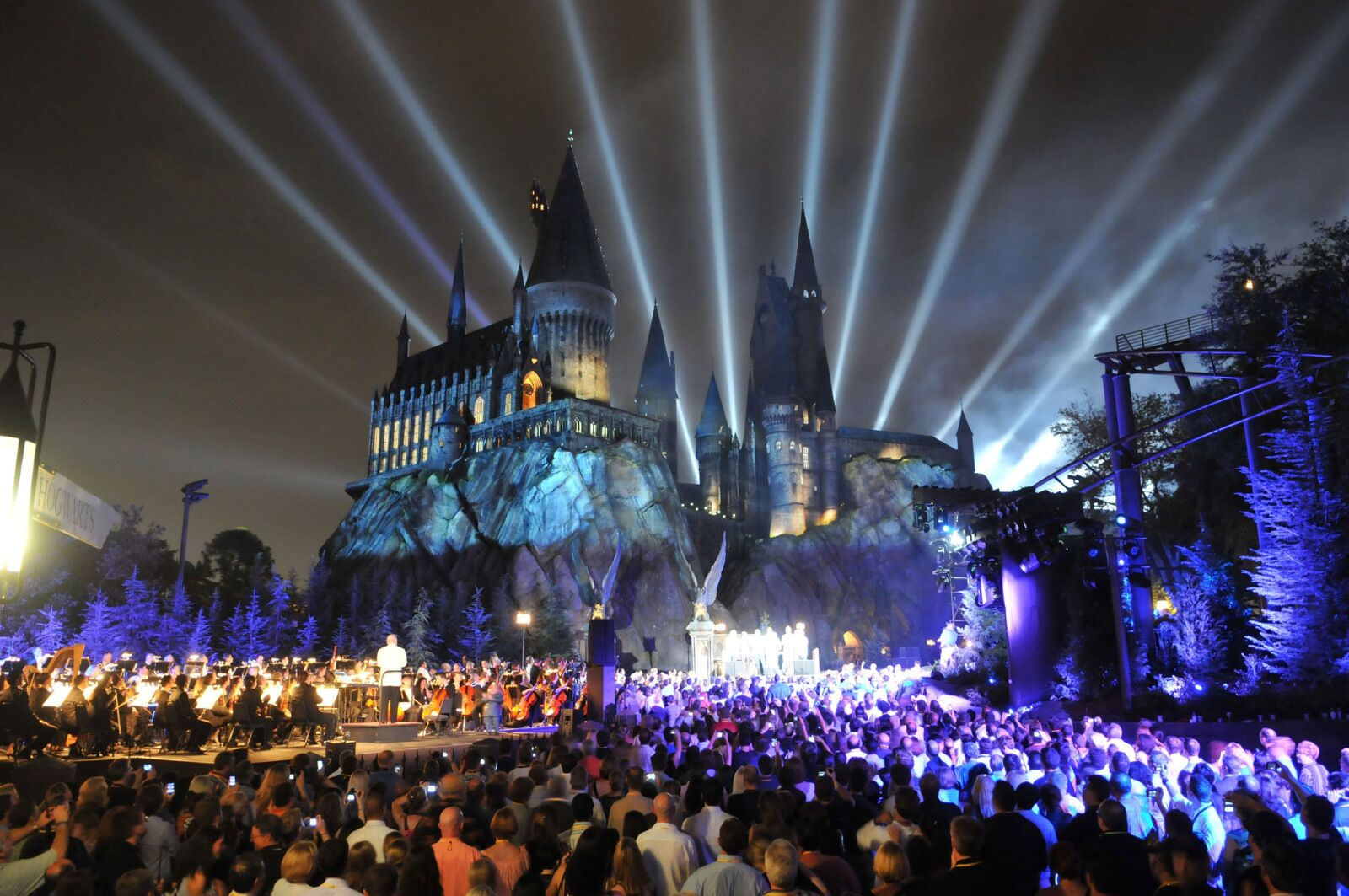 7 must see magical moments at the Wizarding World of Harry Potter