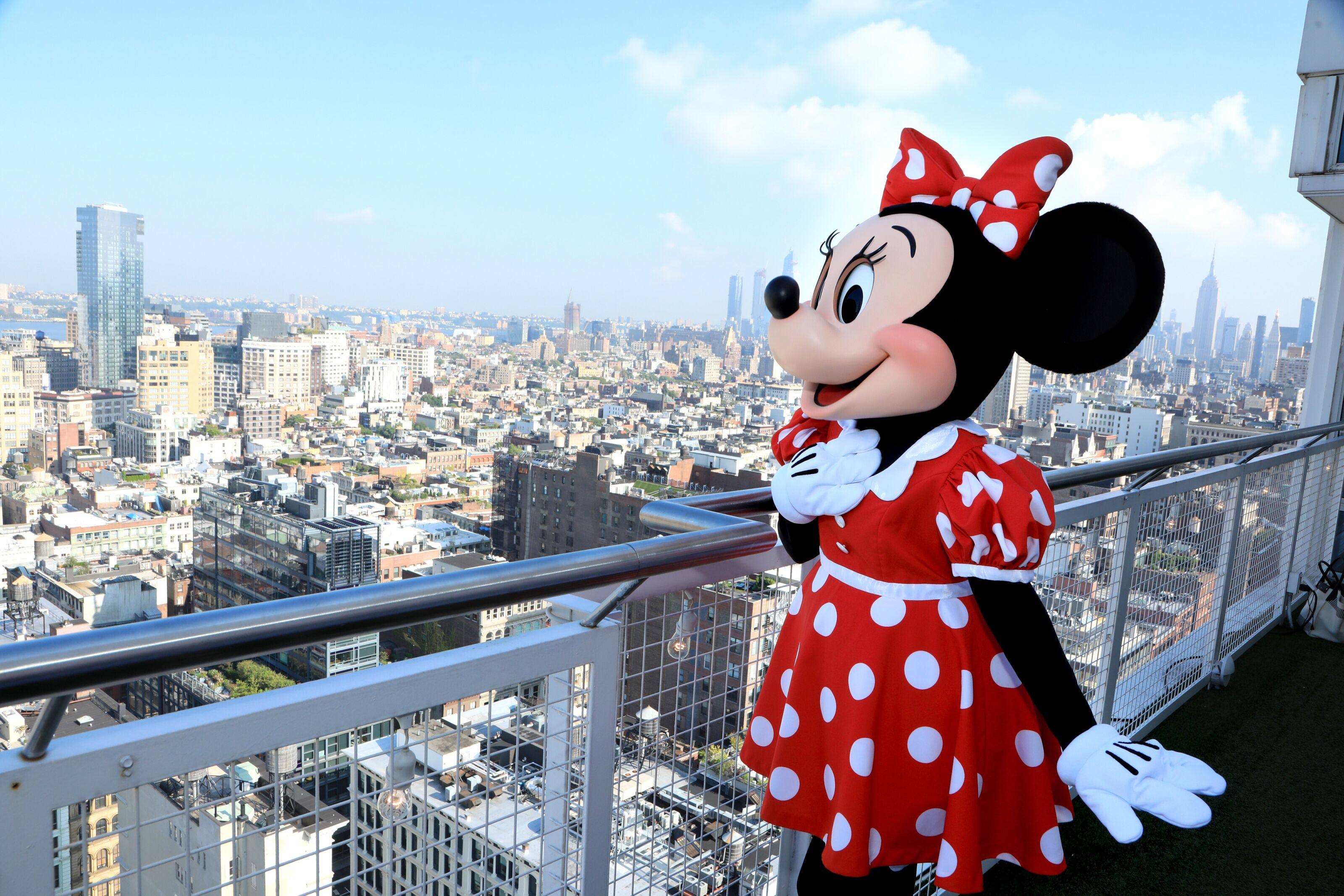 Torrid released a Minnie Mouse collection just in time for National Polka Dot Day