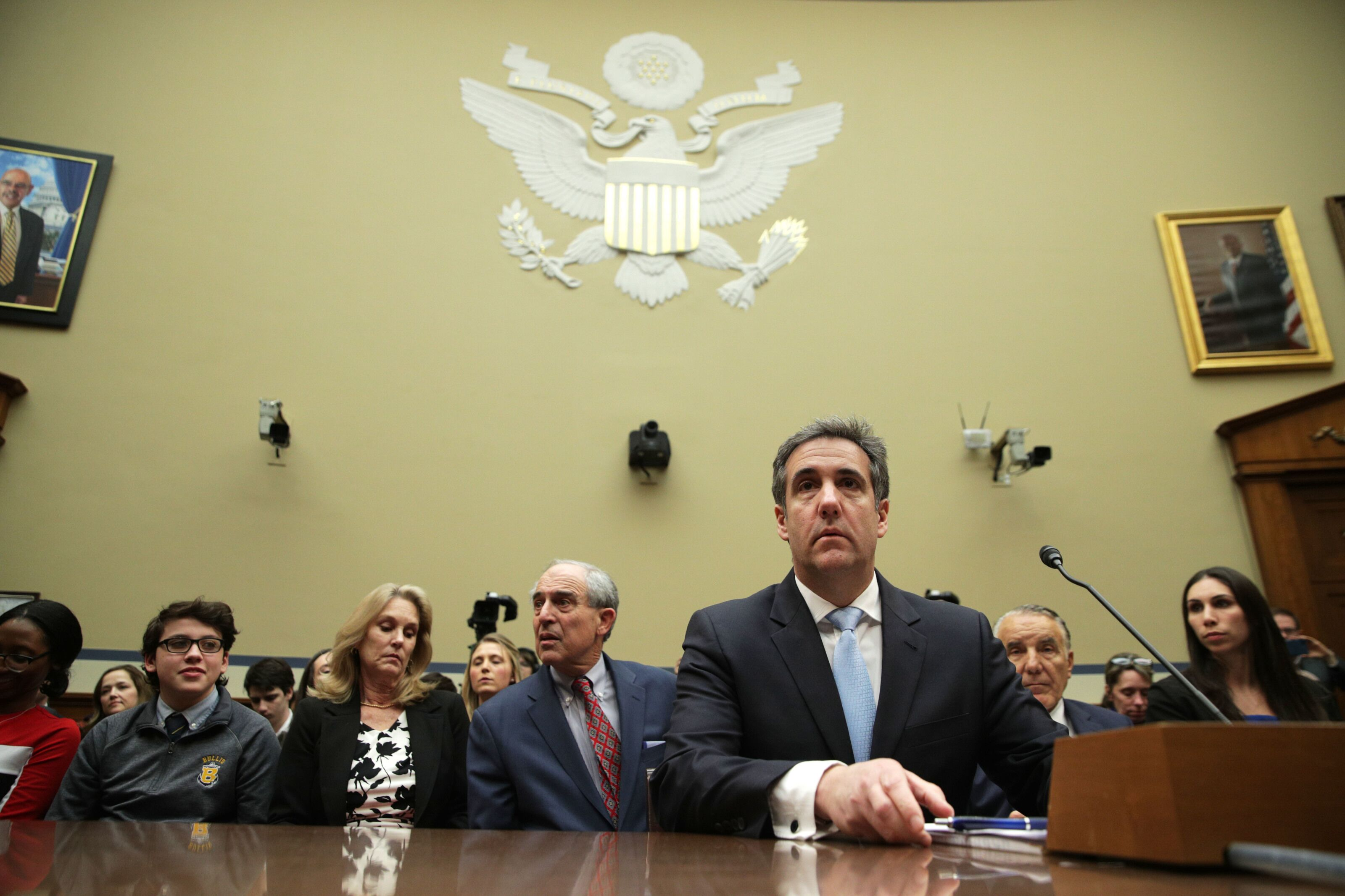 Politics roundup: Cohen spills all before Congressional committee, but does it mean much?