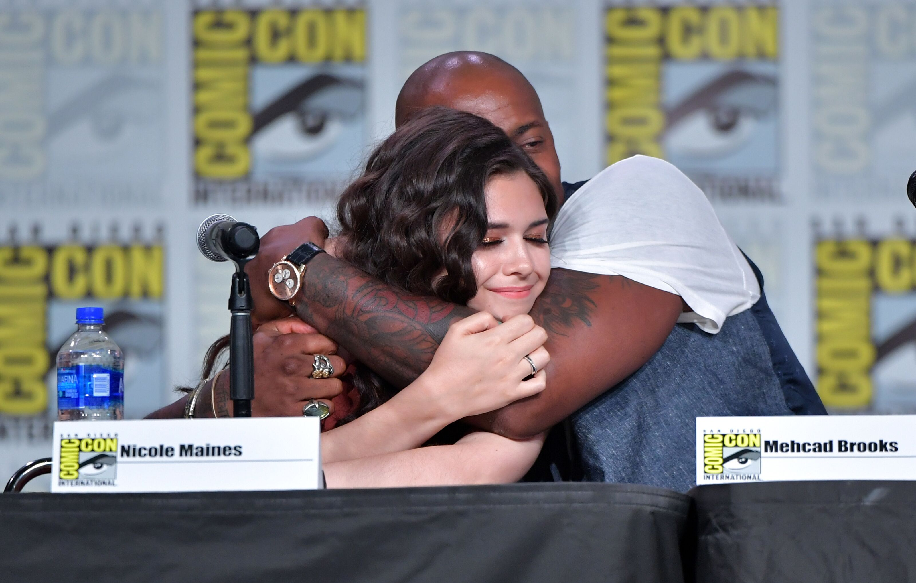 Supergirl: Mehcad Brooks and Nicole Maines talk season 5 hopes