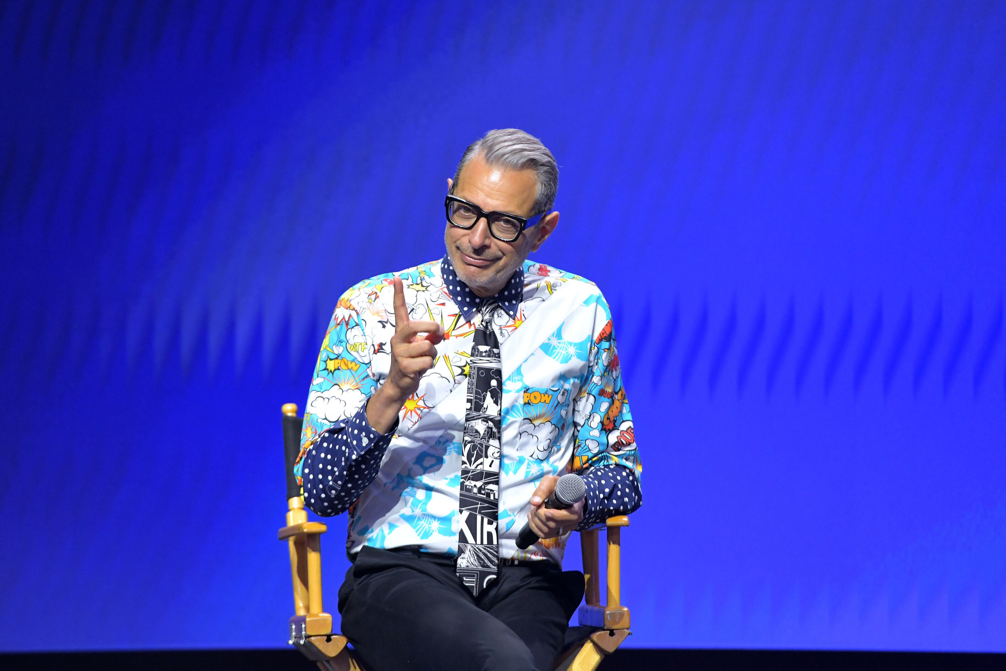 The World According to Jeff Goldblum drops an insane trailer at D23