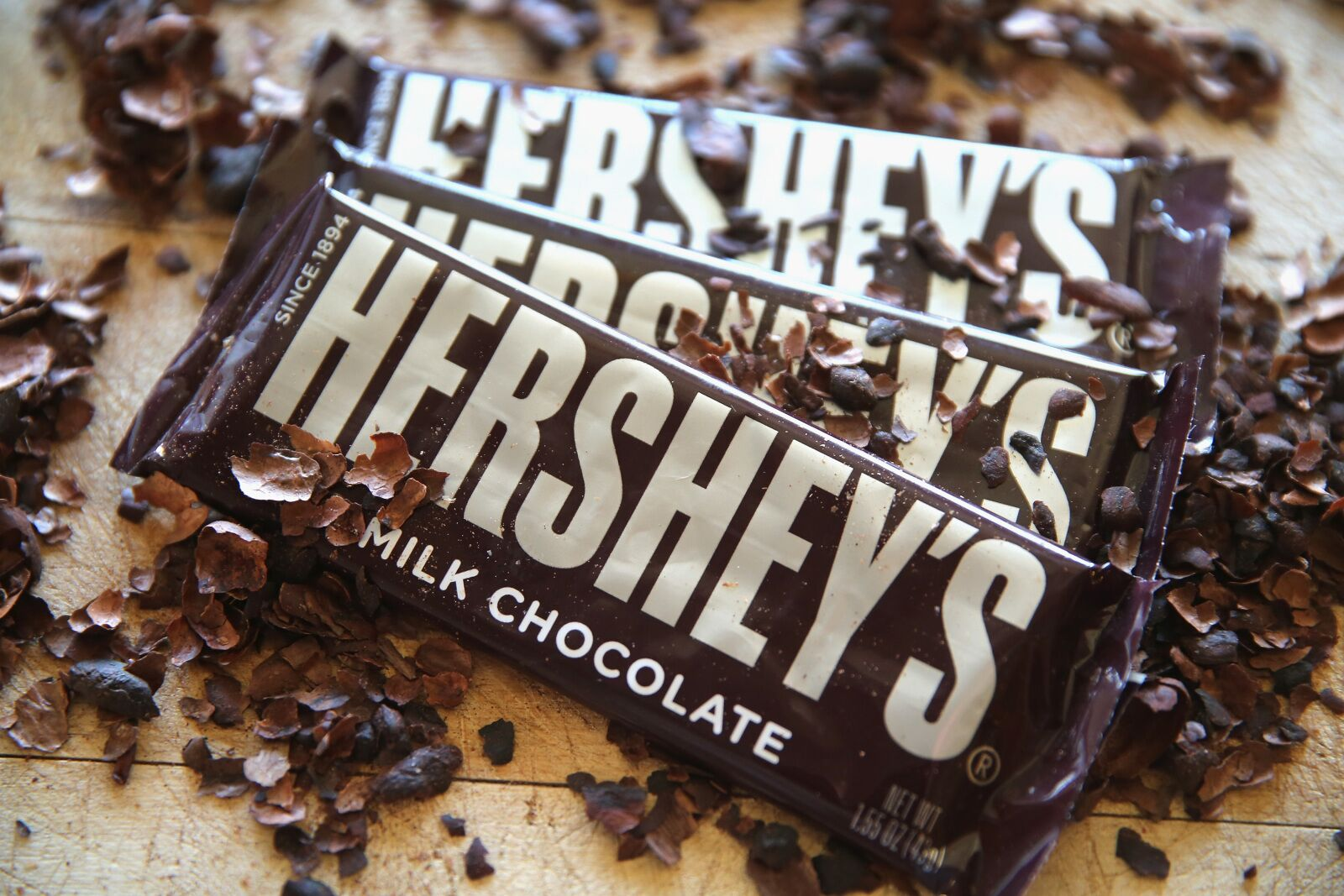 Etude House's Hershey-inspired makeup line will leave your stomach growling